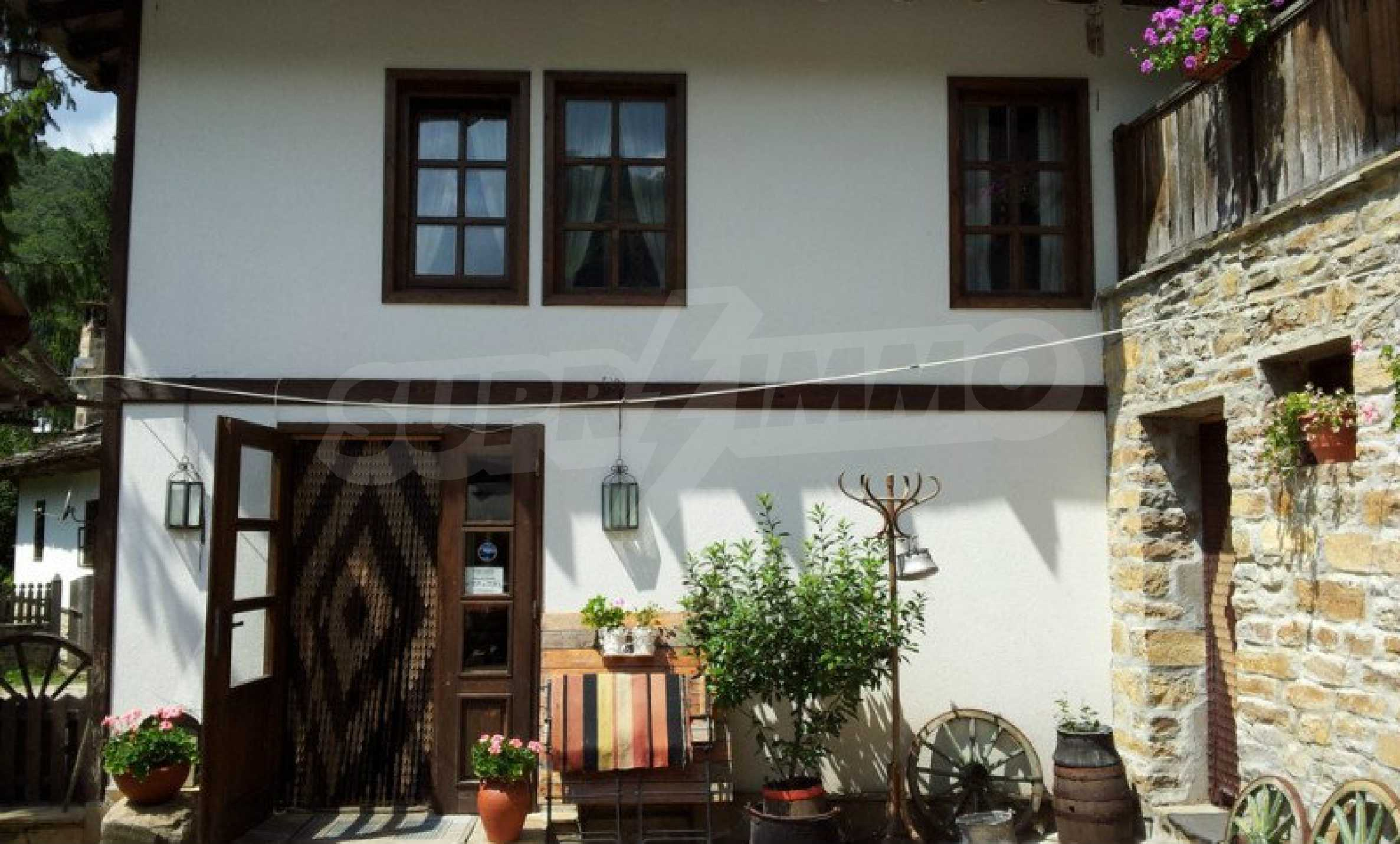Unique traditional house with restaurant in Bozhentsi 6