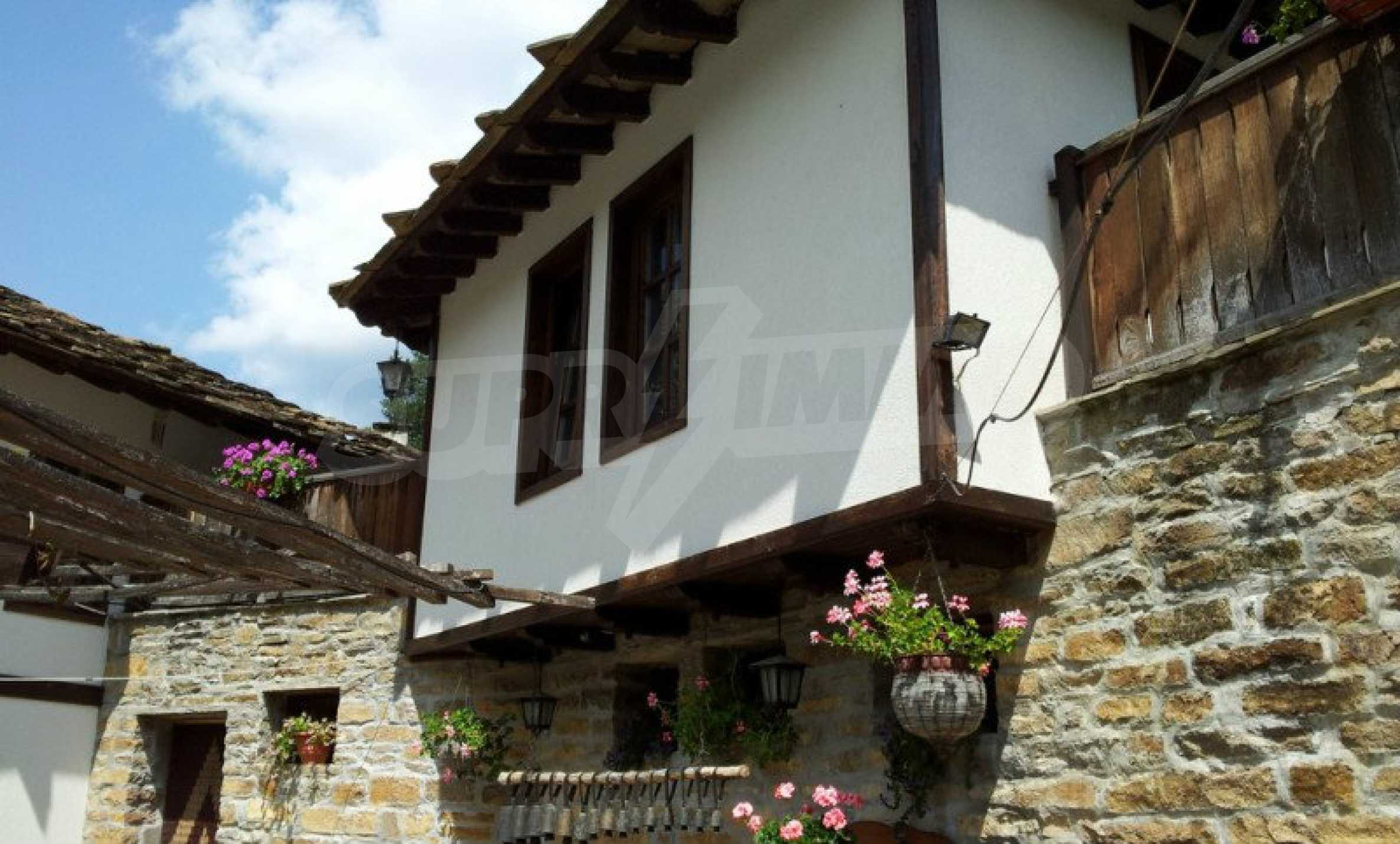 Unique traditional house with restaurant in Bozhentsi 7
