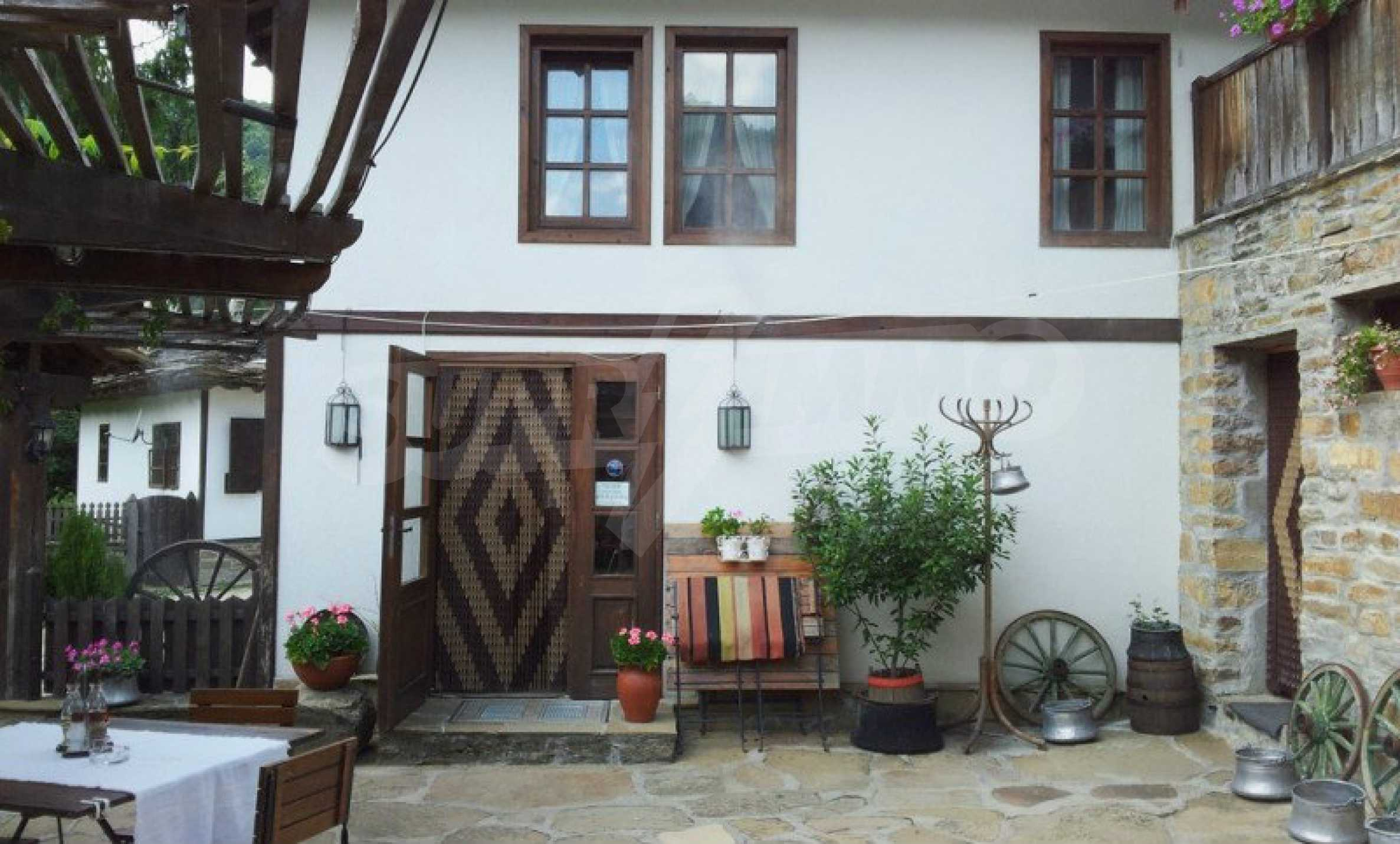 Unique traditional house with restaurant in Bozhentsi 8