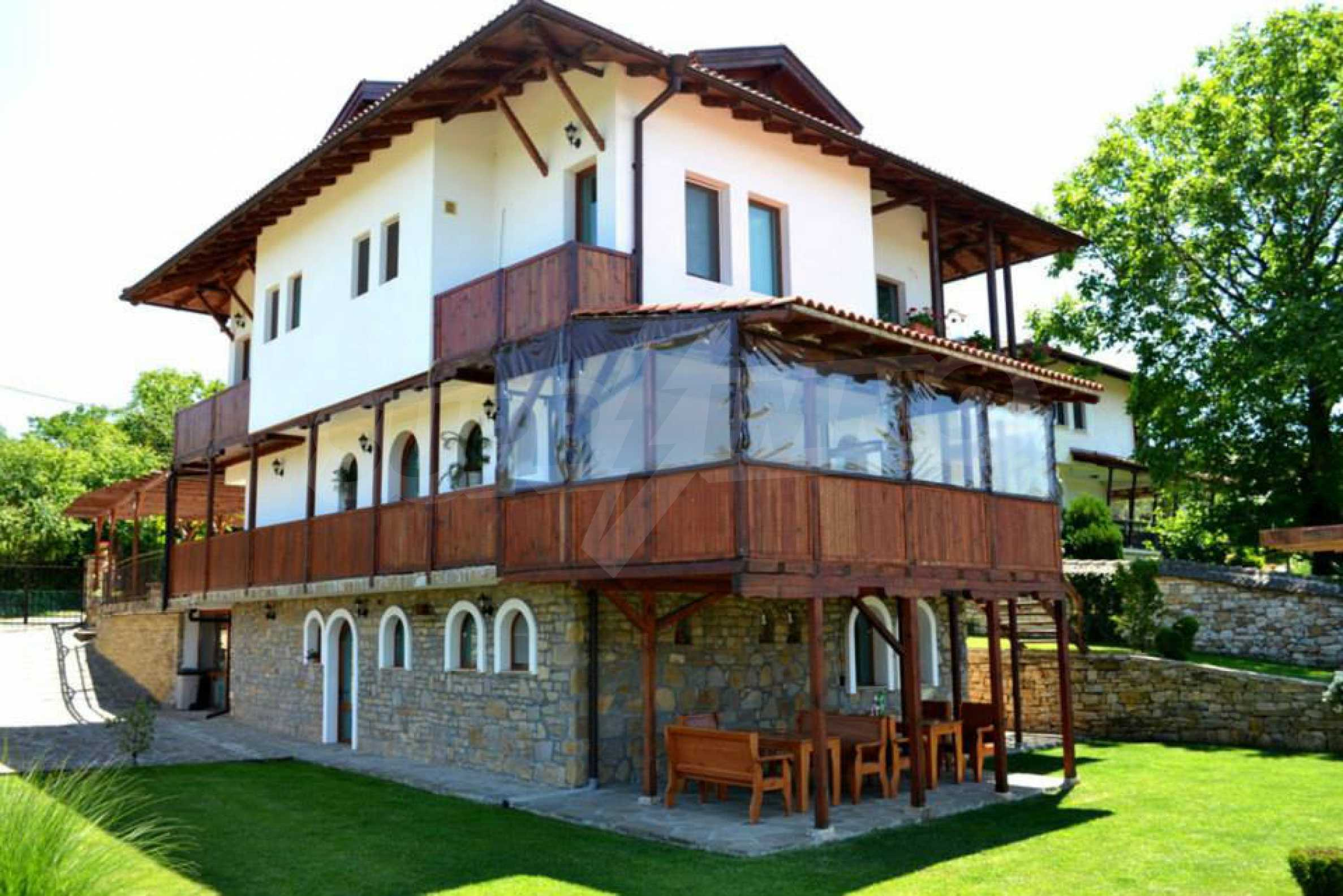 Напълно обзаведена къща за гости в Арбанаси 44
