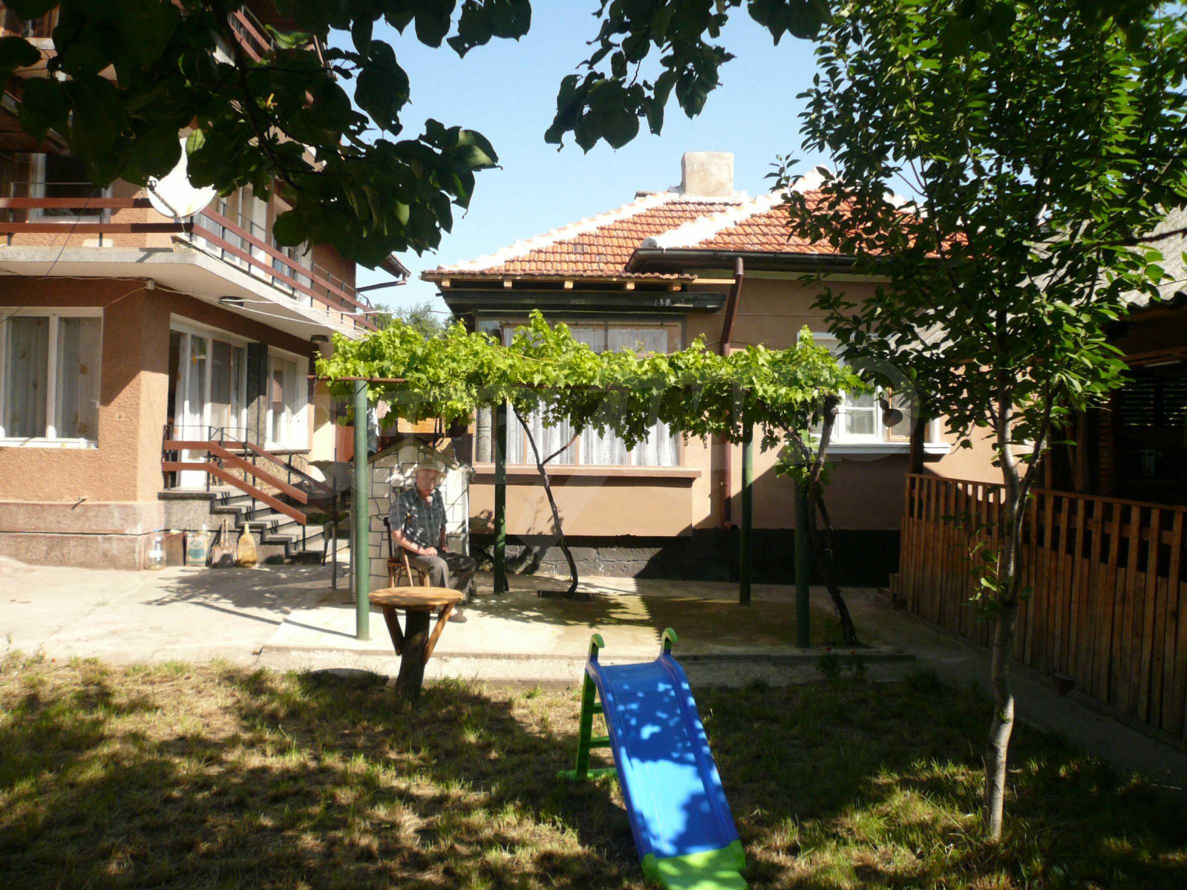 Ländliche Häuser mit einem Garten 12 km von Vidin entfernt 2