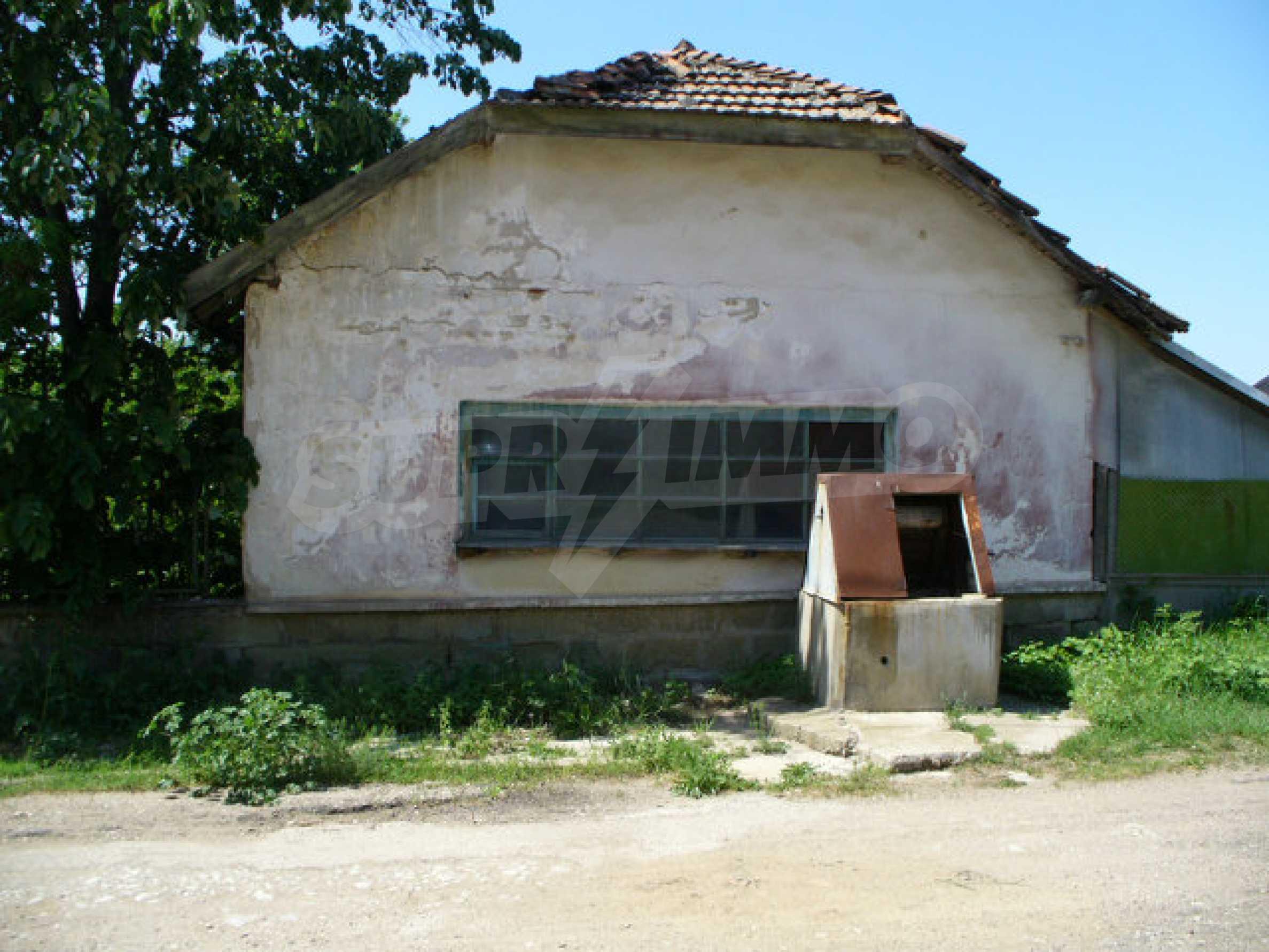 Дом в 50 км от города Видин 8