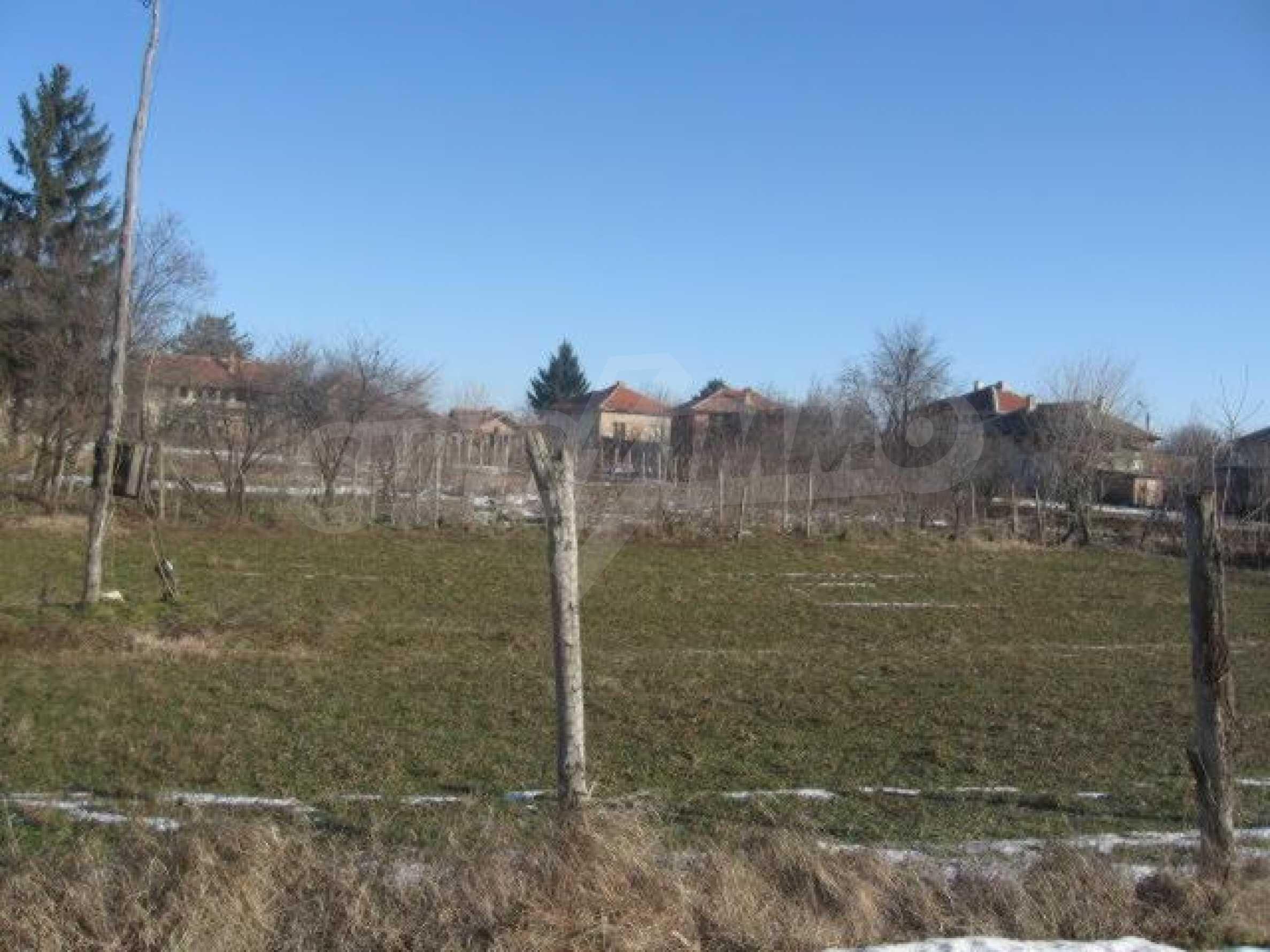 Участок под строительство возле Дунай мост 2, г. Видин