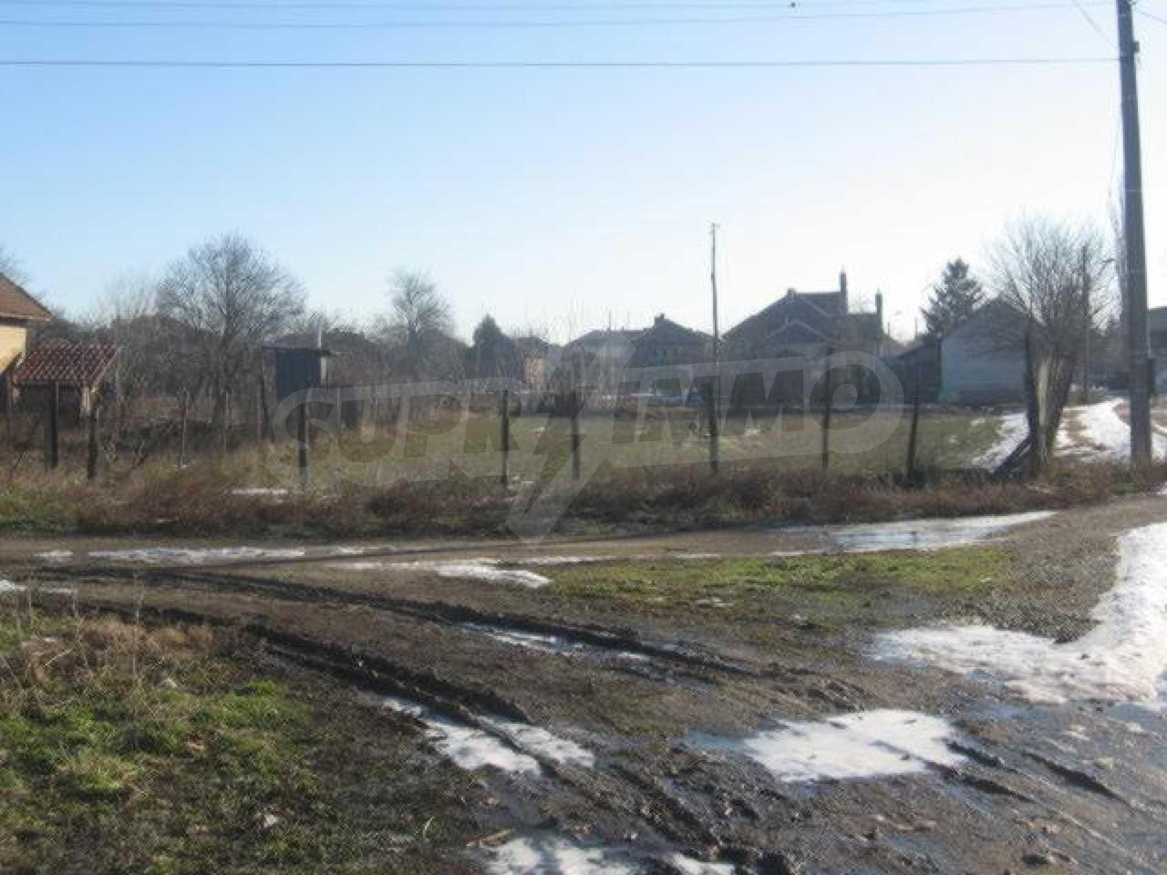 Участок под строительство возле Дунай мост 2, г. Видин 9