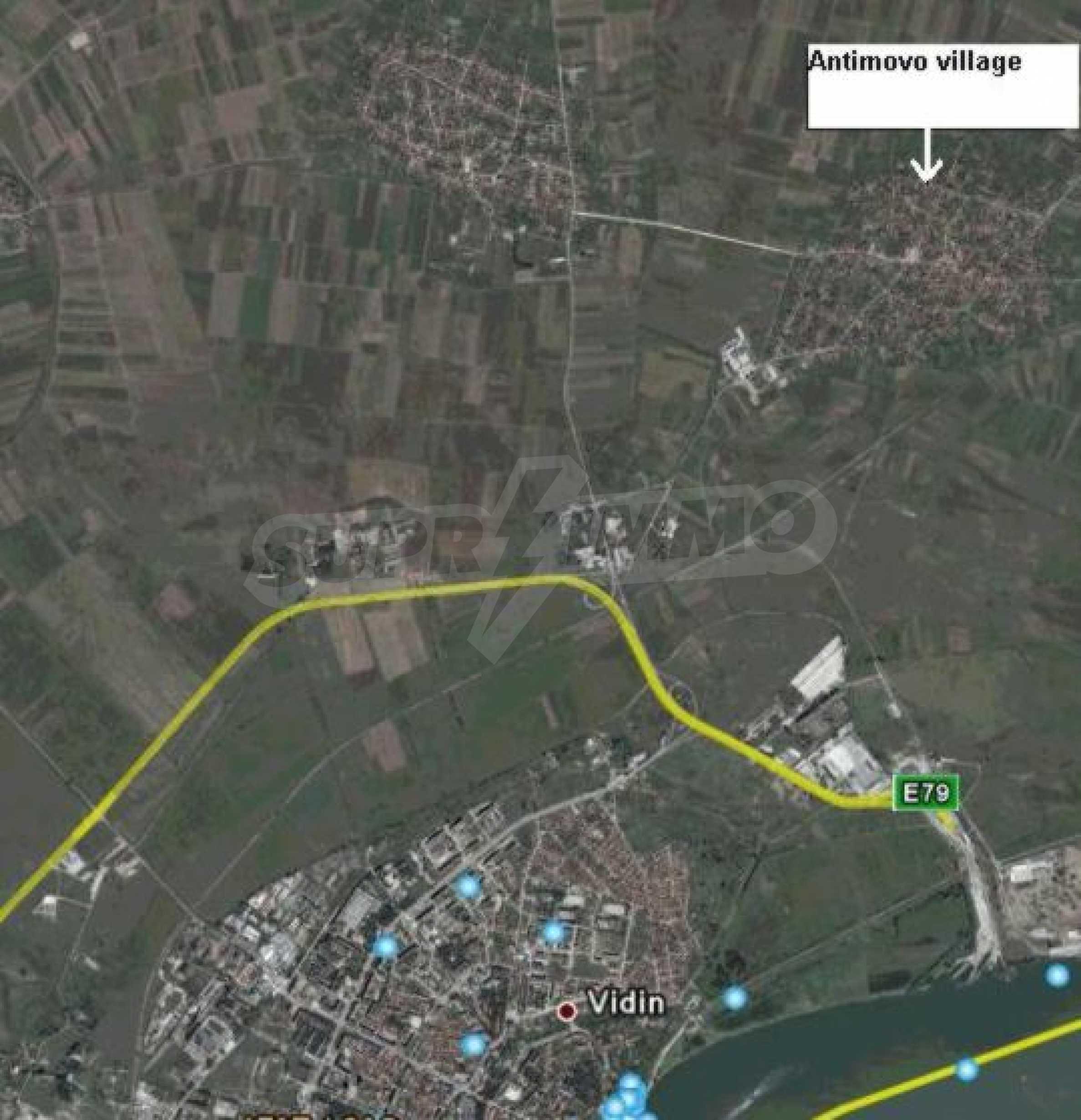 Участок под строительство возле Дунай мост 2, г. Видин 11