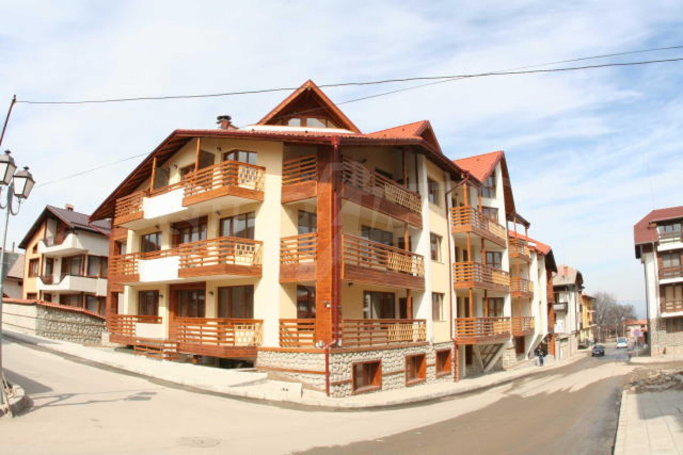 Продажа курортной квартиры в Банско
