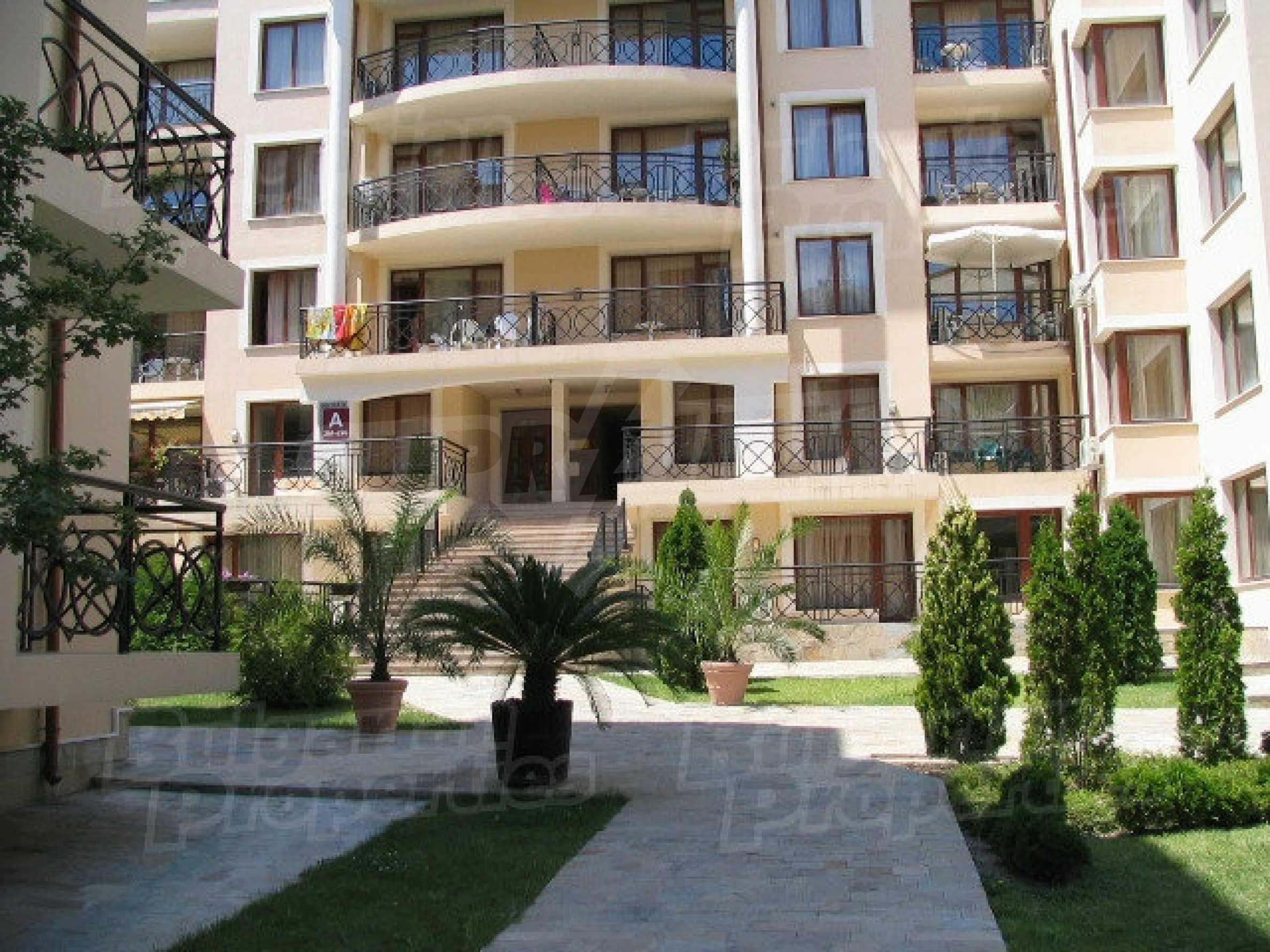 One bedroom apartment in Golden Sands 7