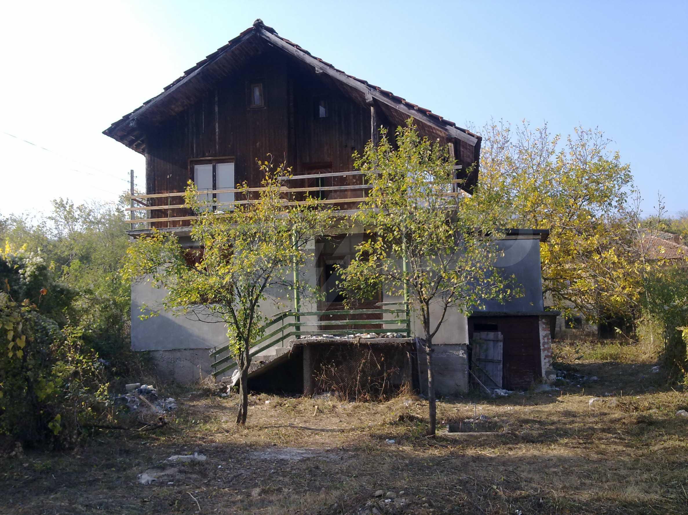 Zweistöckige Villa mit Garten 20 km von Belogradchik entfernt