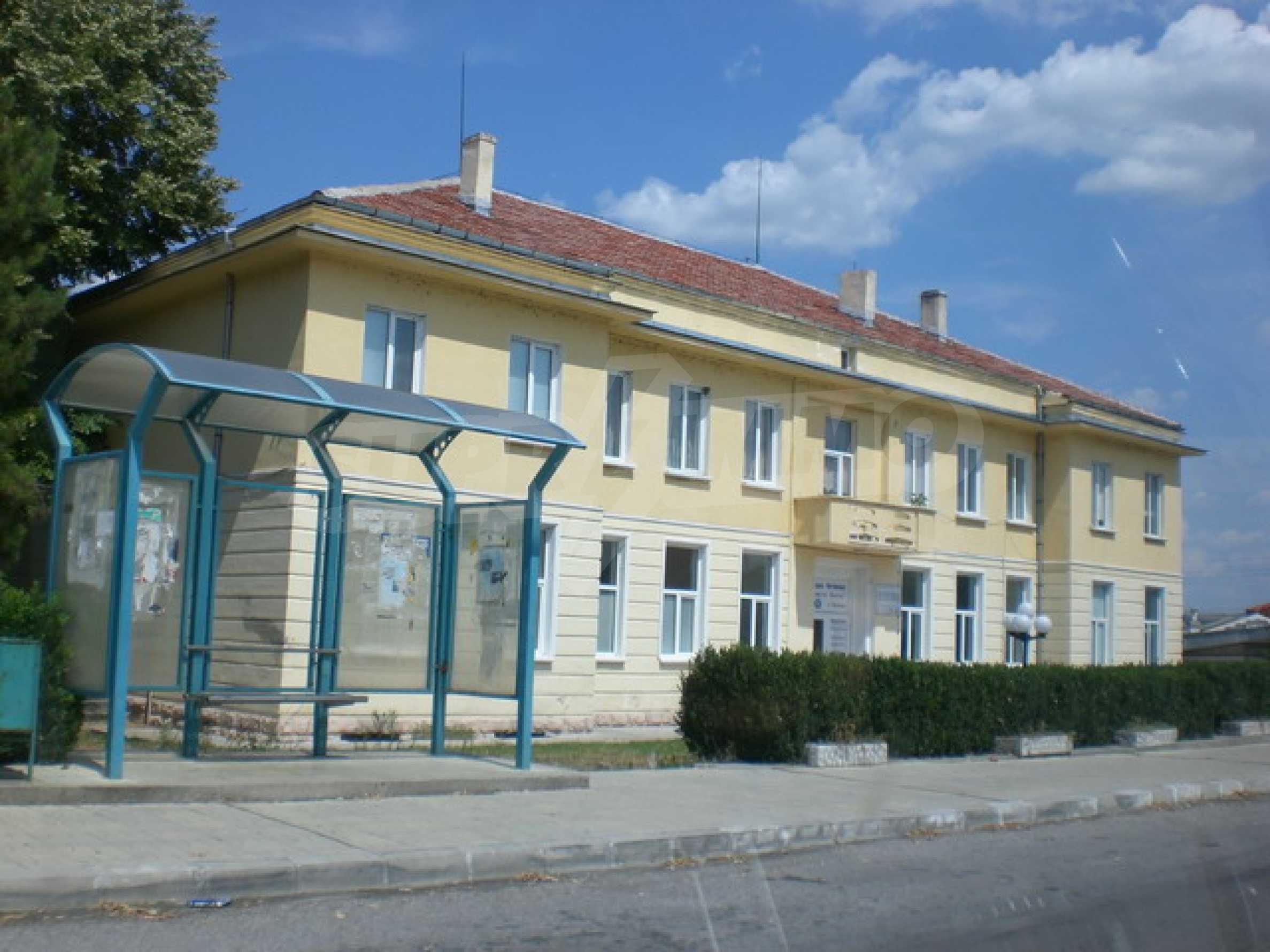House near the Danube river 12