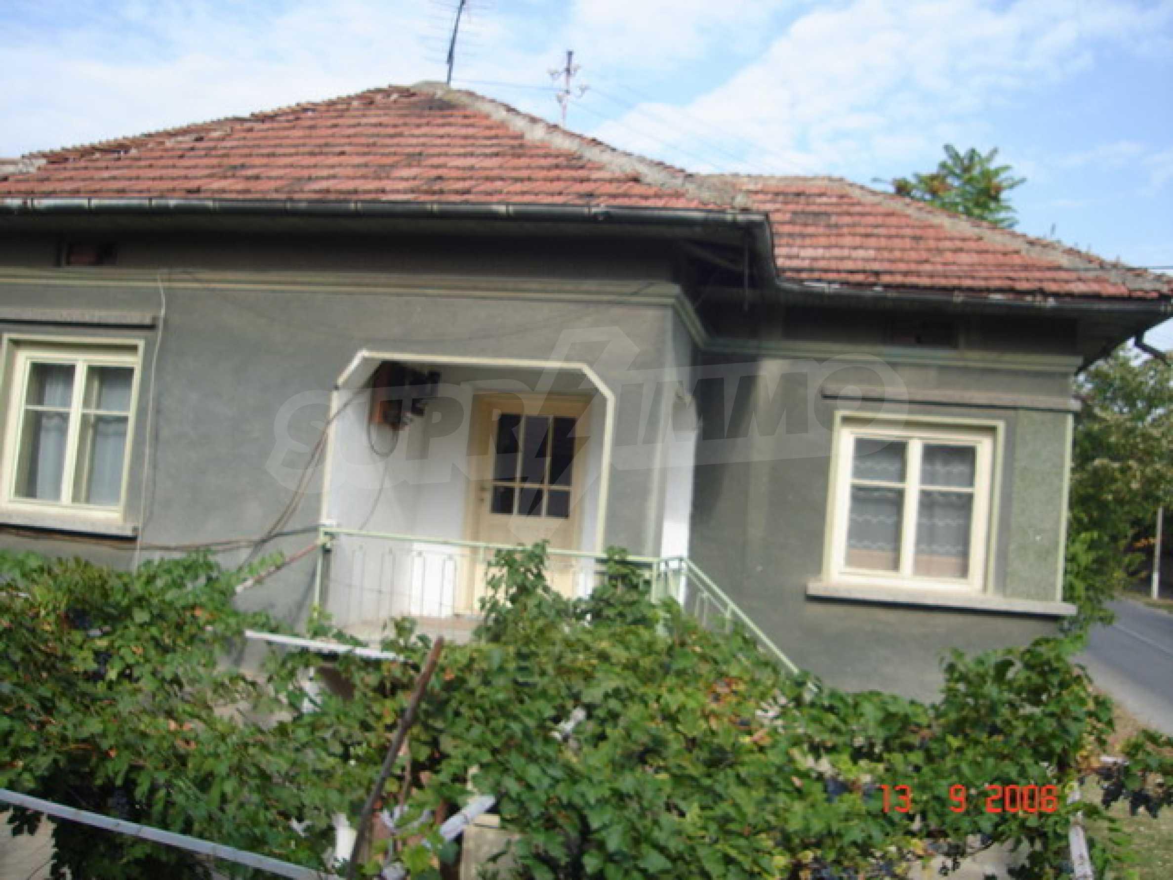 House near the Danube river 1