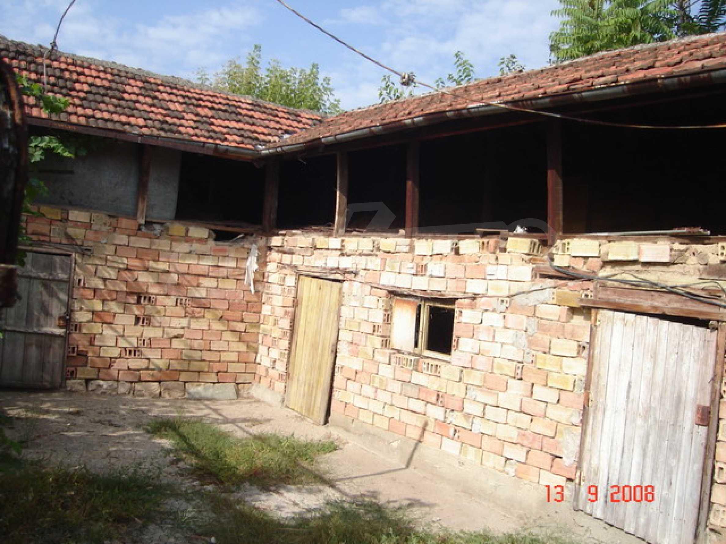 House near the Danube river 5