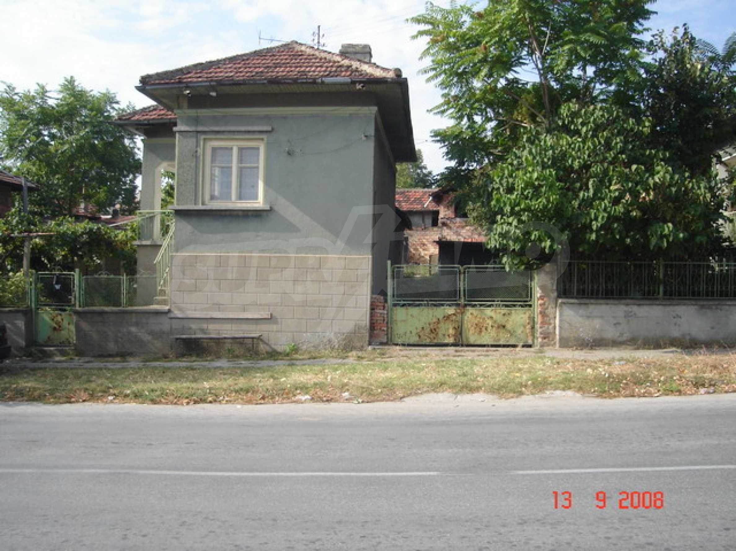 House near the Danube river 6