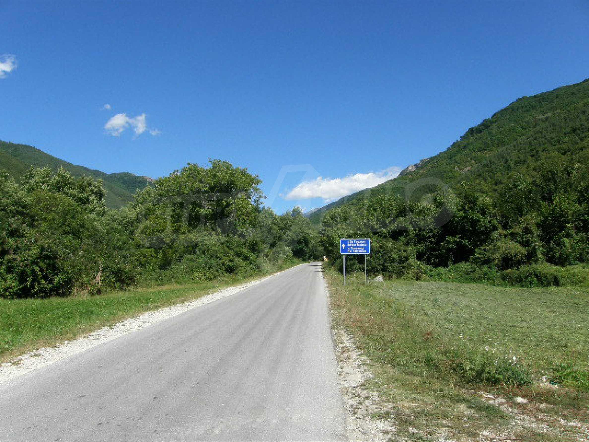 Bauland für ein Feriendorf in der Nähe von Sandanski 6