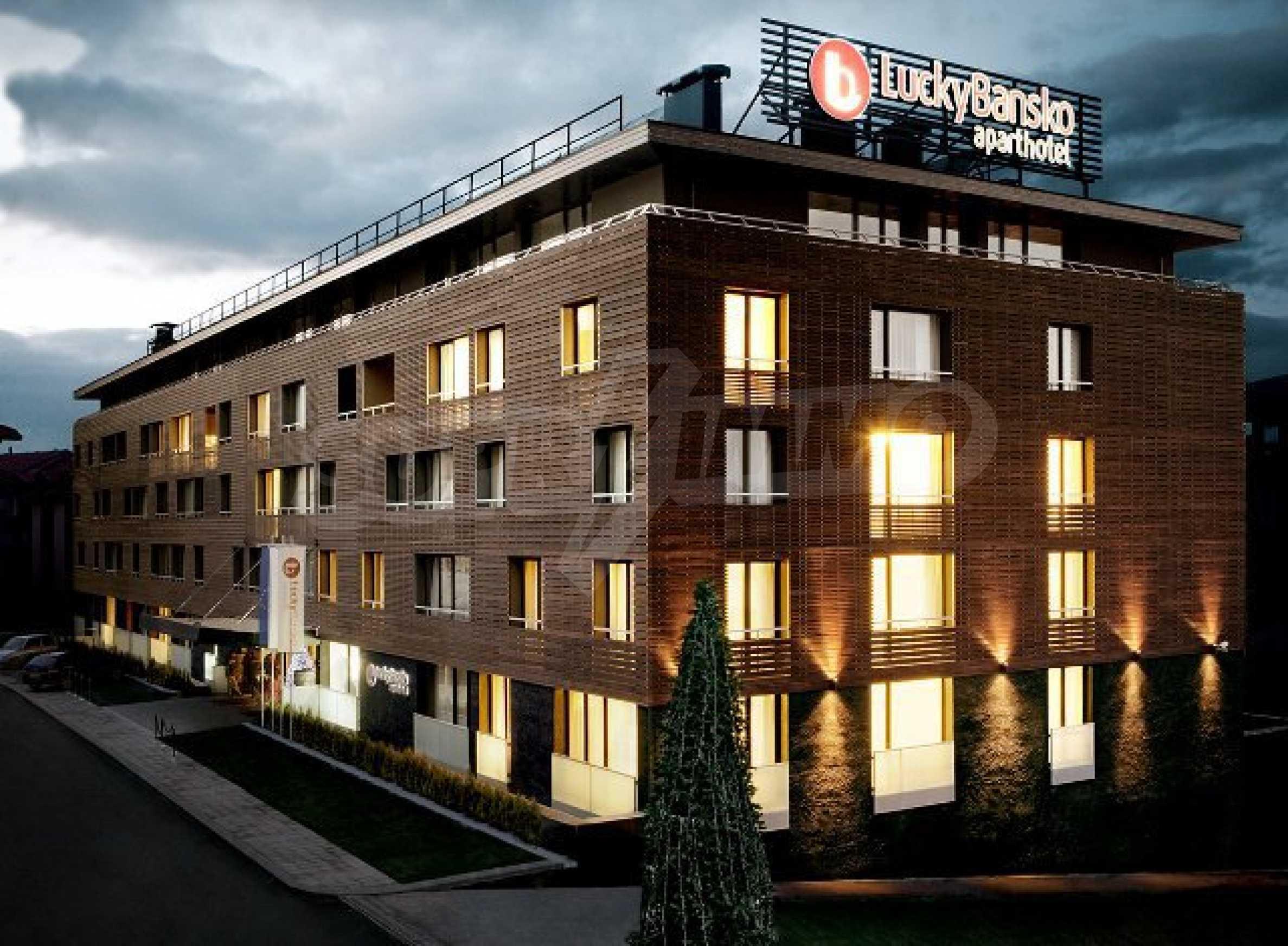 Луксозен апартамент в петзвезден апартхотел в Банско 1