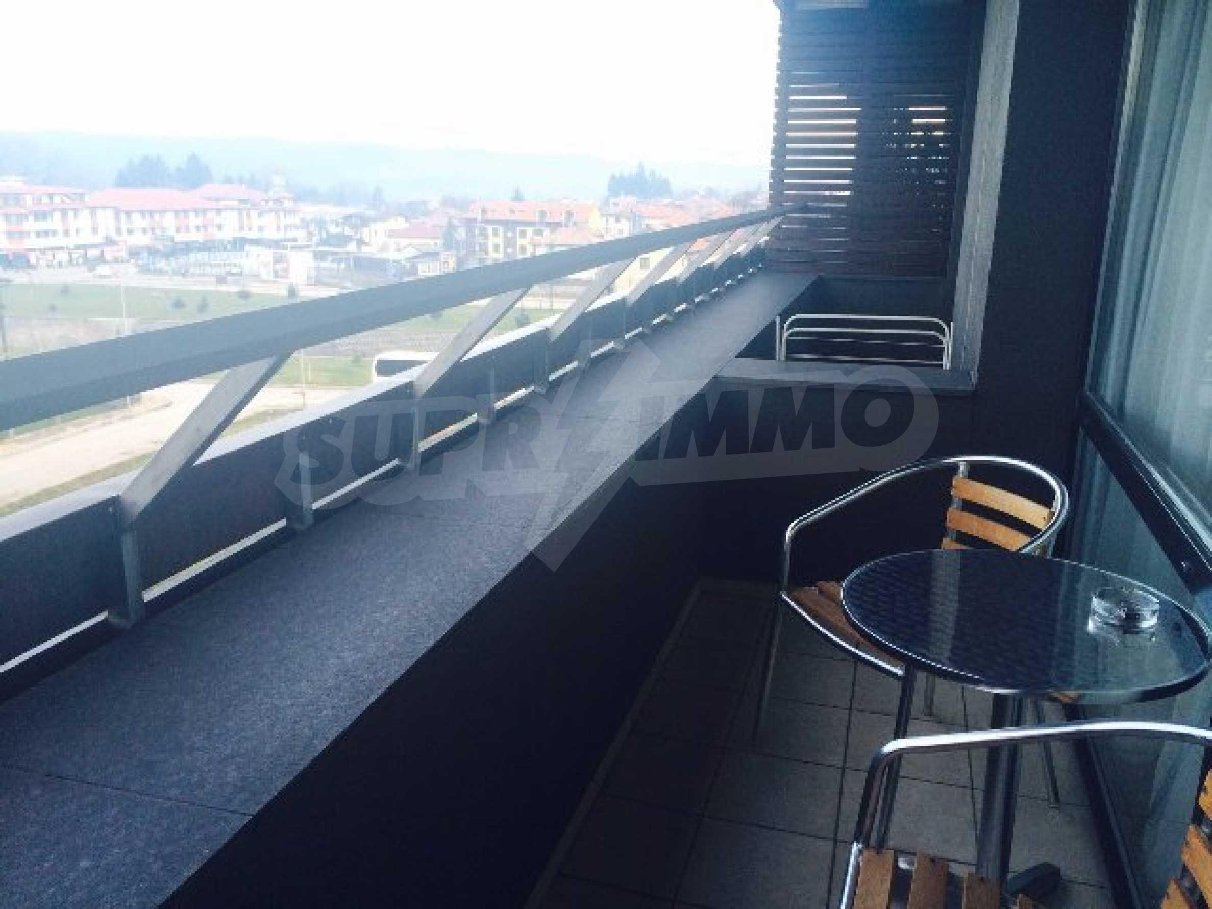 Луксозен апартамент в петзвезден апартхотел в Банско 5