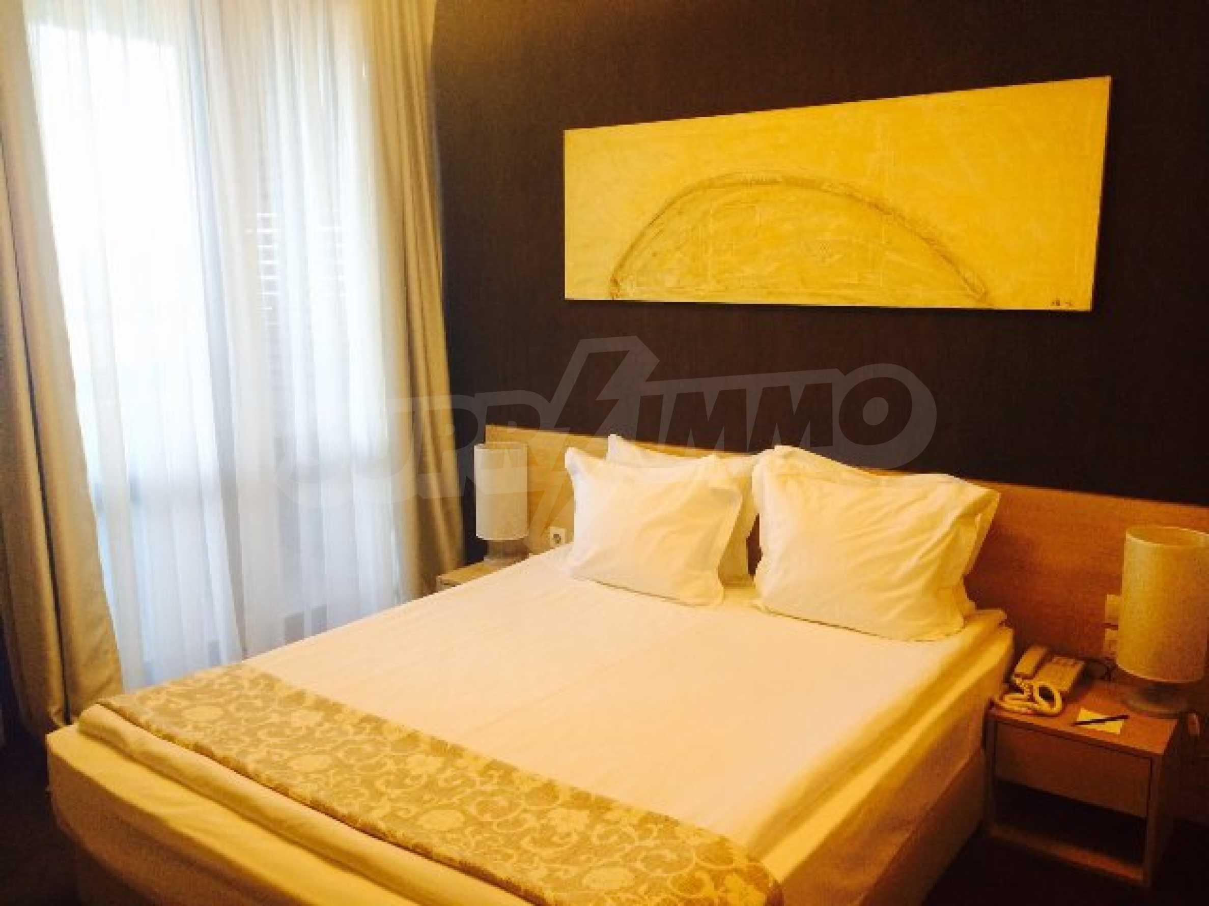 Луксозен апартамент в петзвезден апартхотел в Банско 8