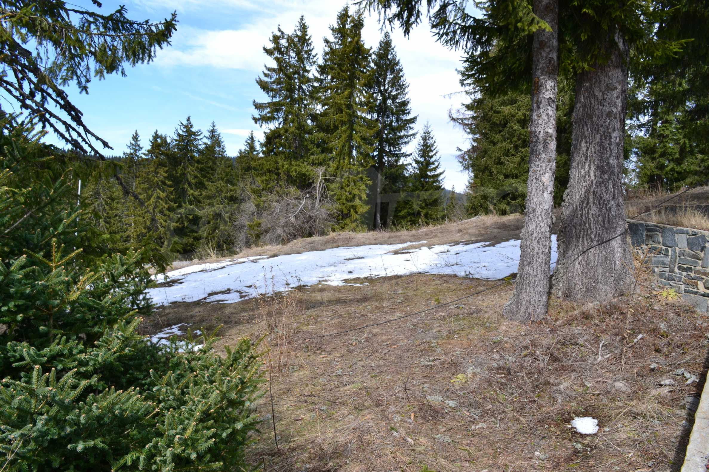 Development land for sale in the center of Pamporovo