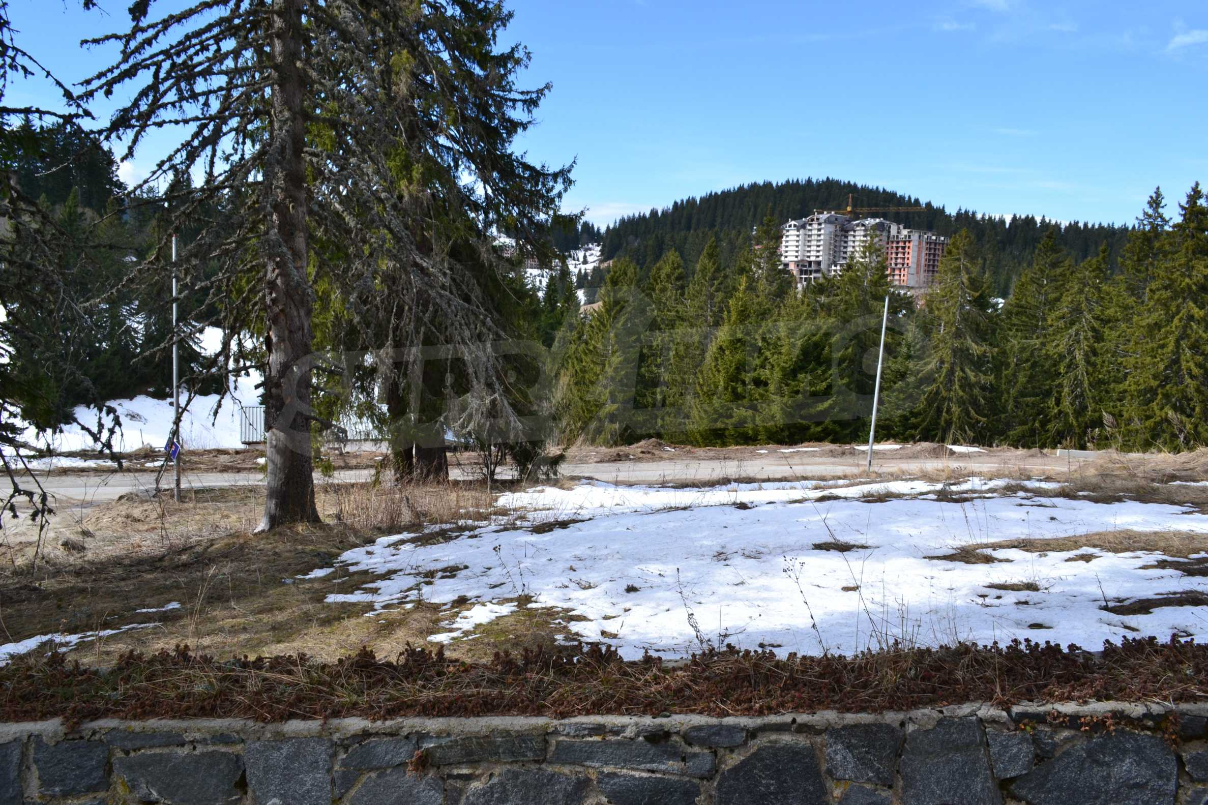 Development land for sale in the center of Pamporovo 1