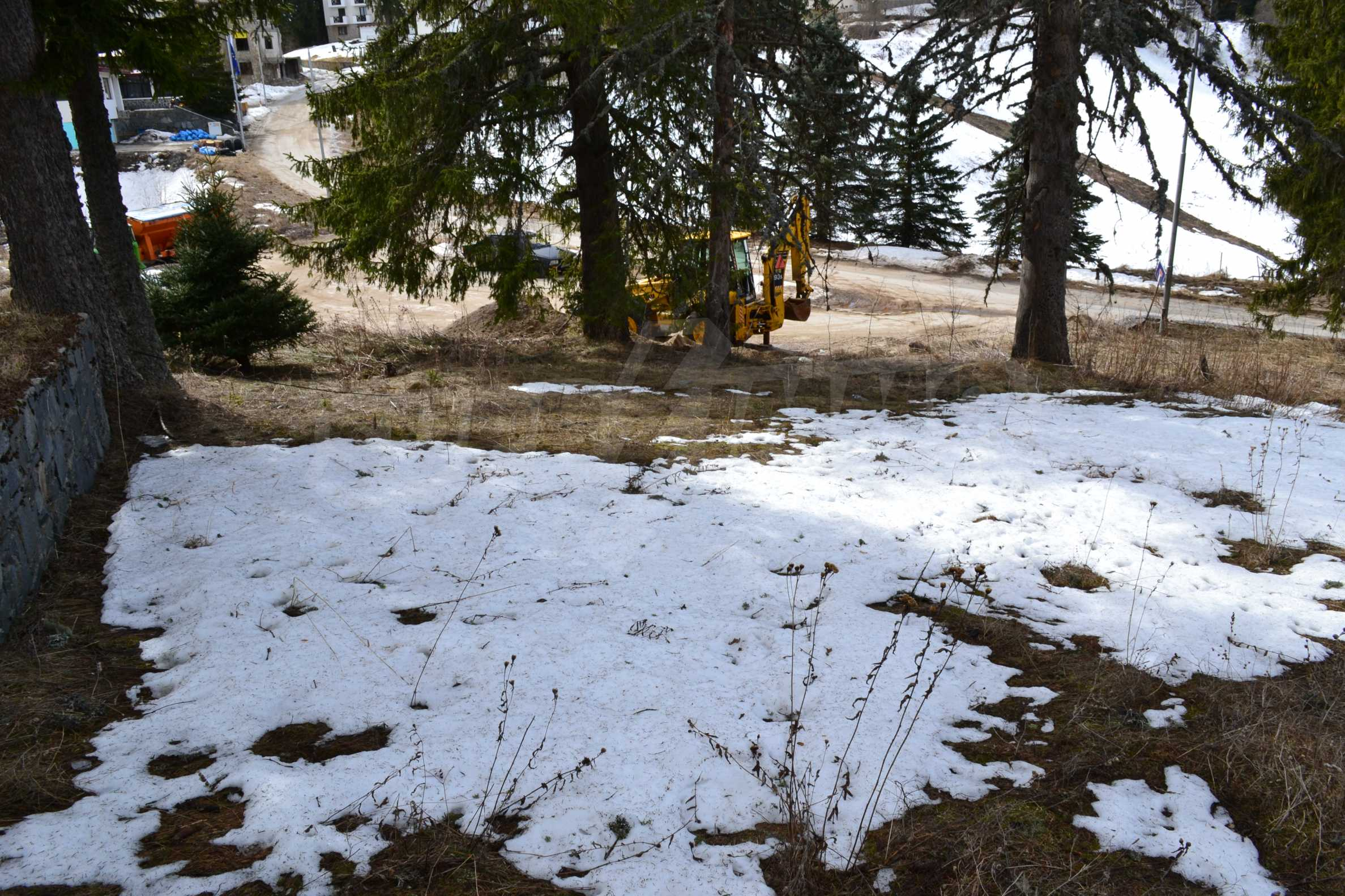 Development land for sale in the center of Pamporovo 2