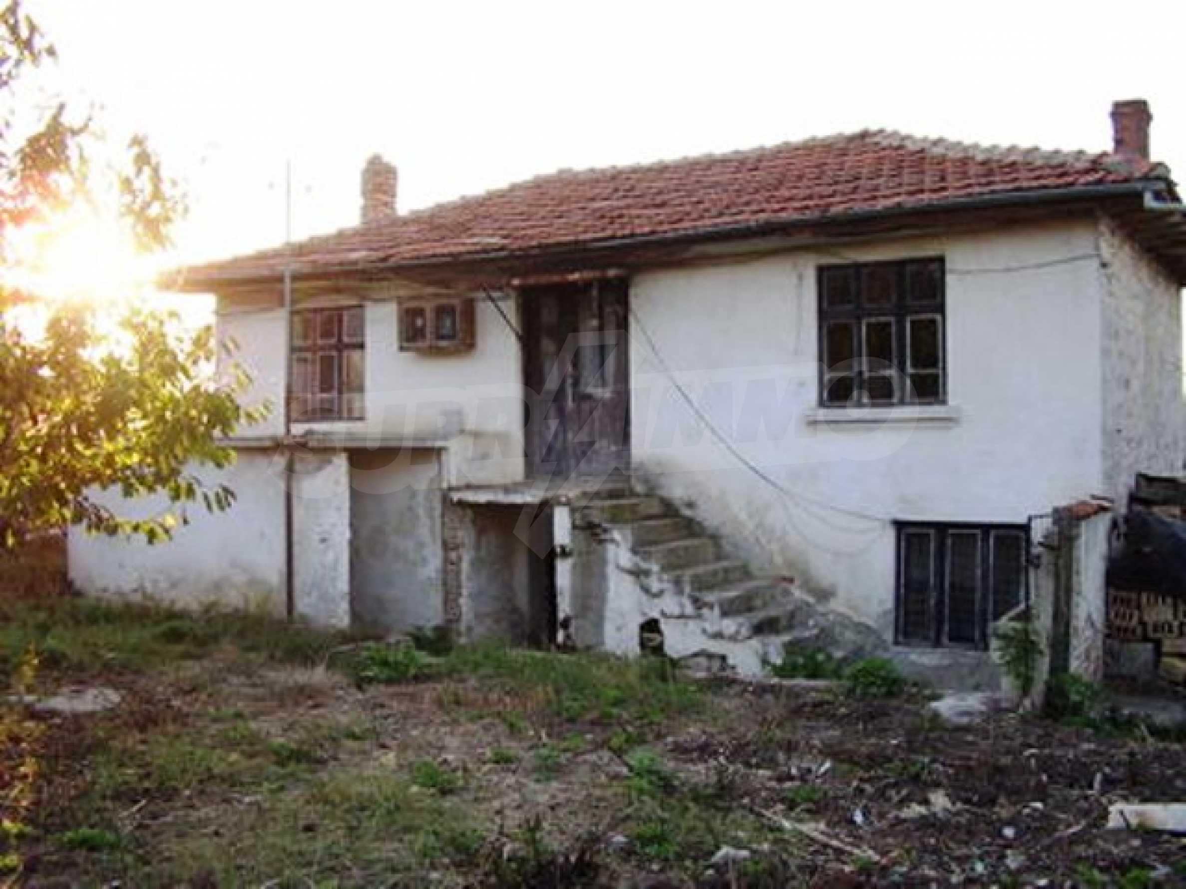 Къща в село Водица 20 км. от Варна