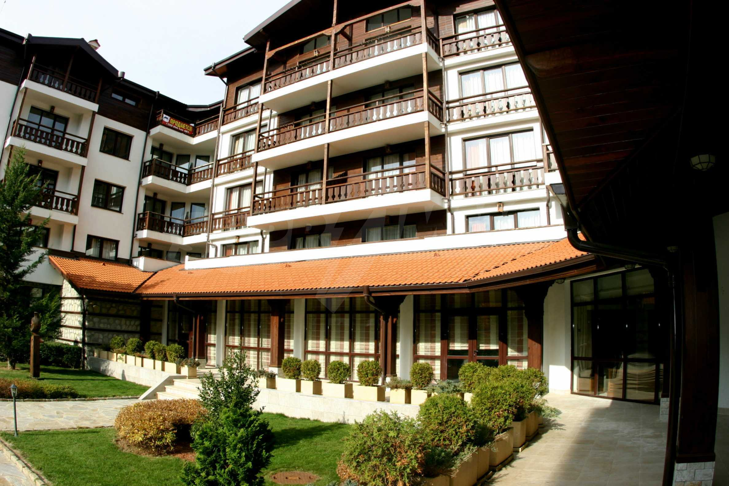 Two-bedroom apartment in Winslow Infinity & SPA 35