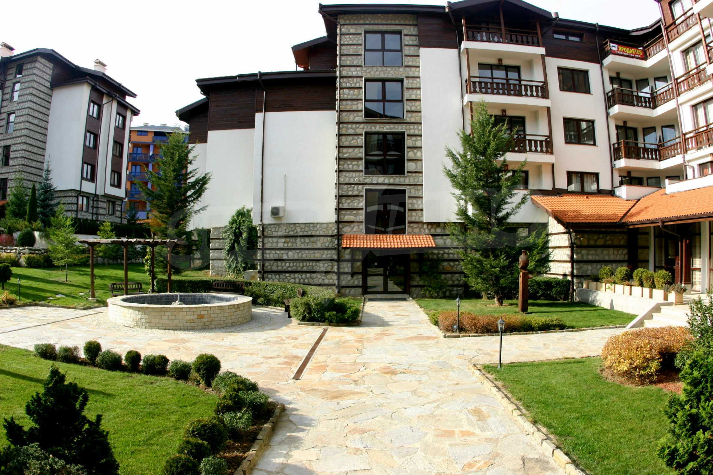 Two-bedroom apartment in Winslow Infinity & SPA 36