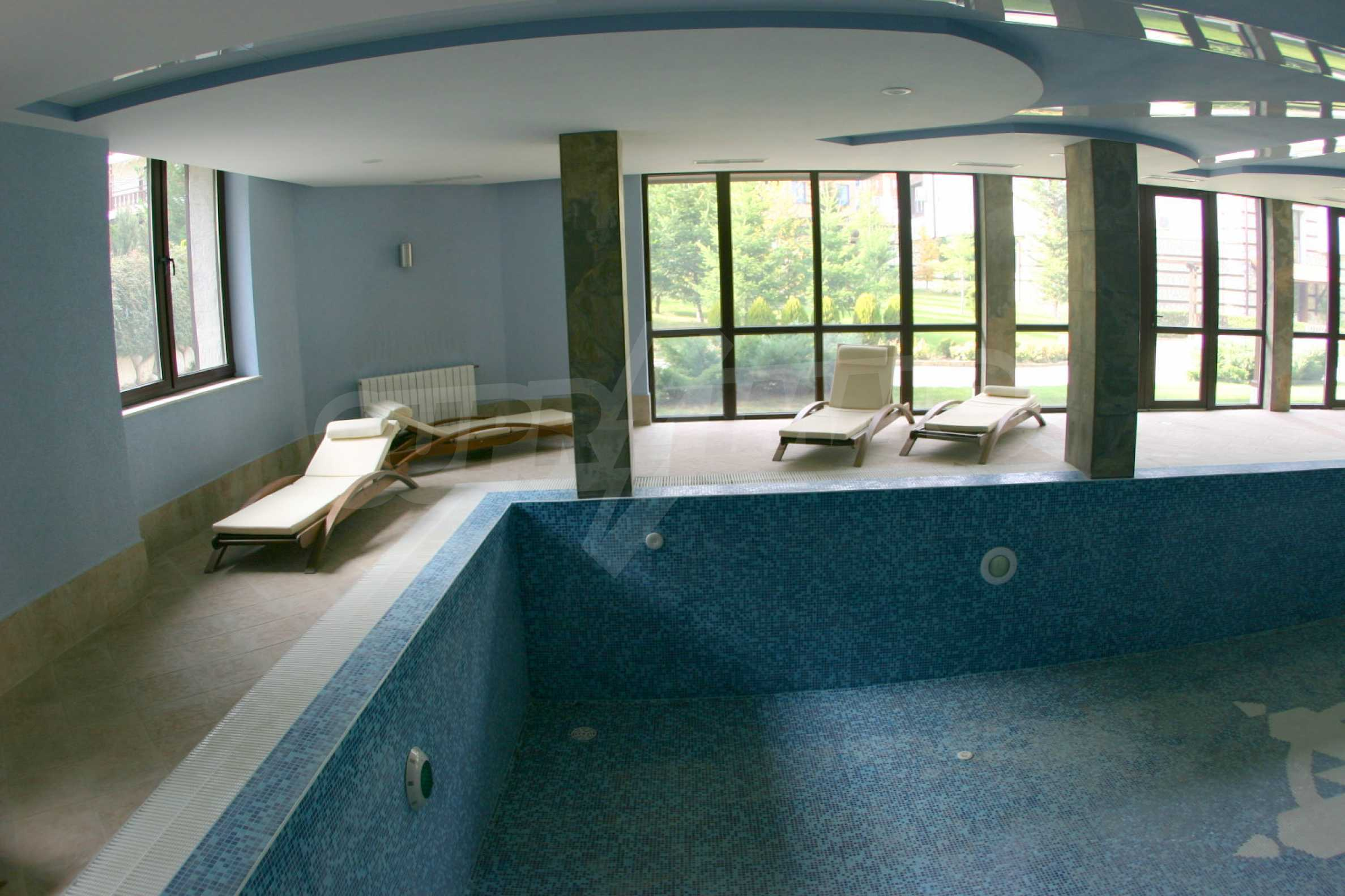 Two-bedroom apartment in Winslow Infinity & SPA 41