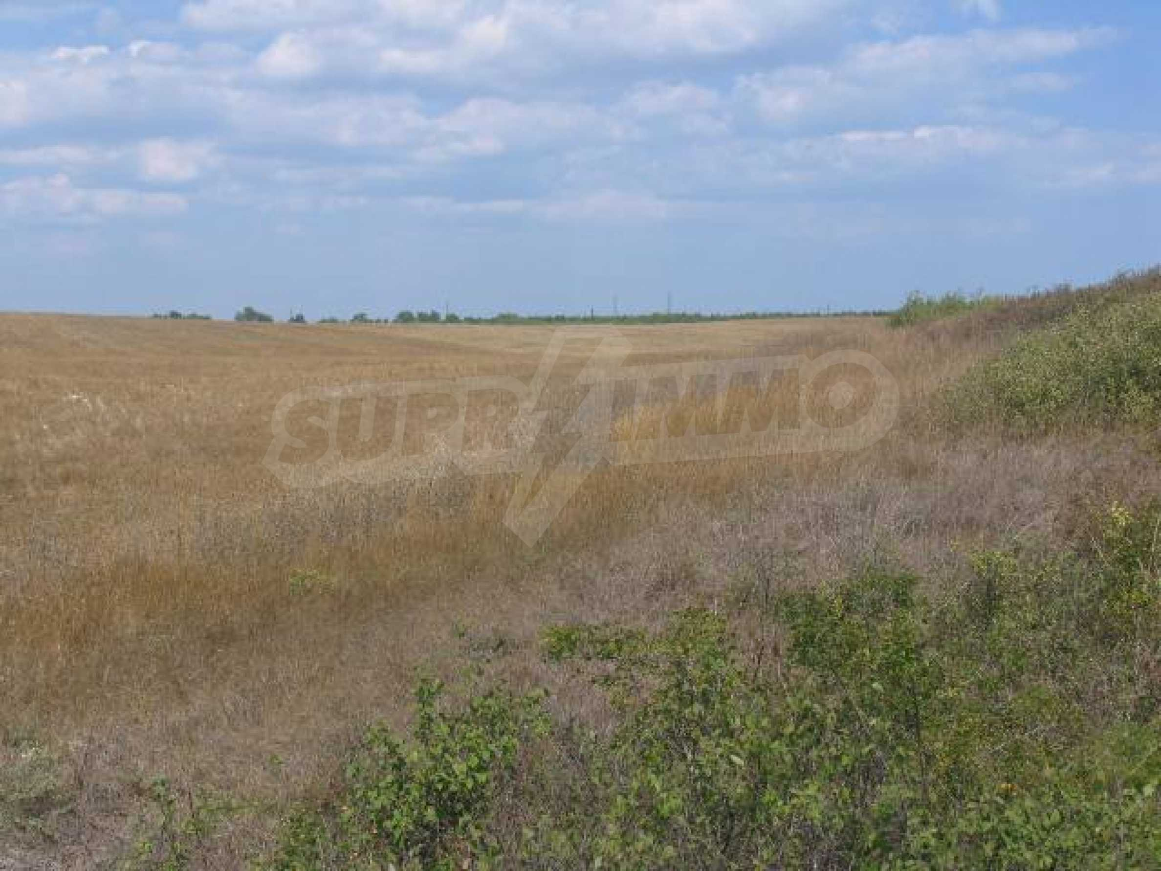 Two agricultural plots of land near Kavarna 4