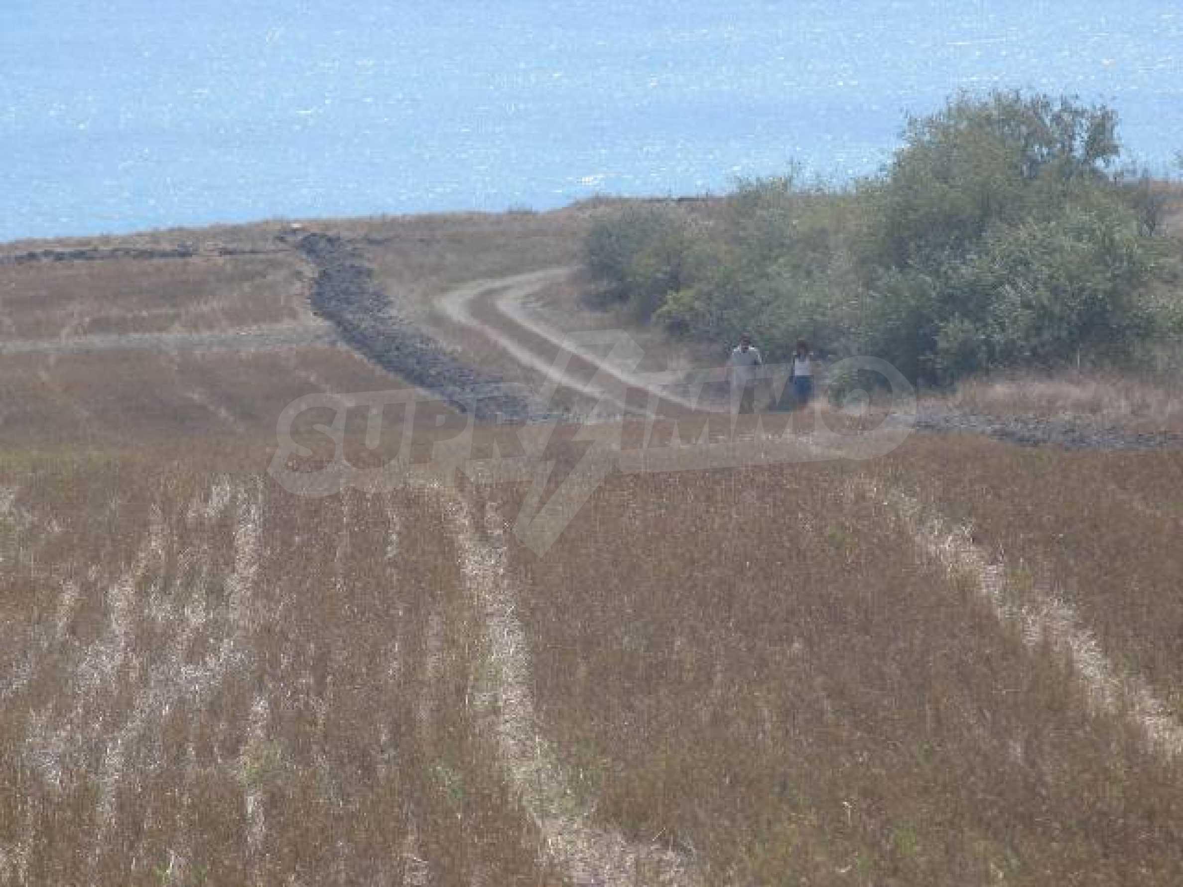 Два сельскохозяйственных участках земли около Каварна 6