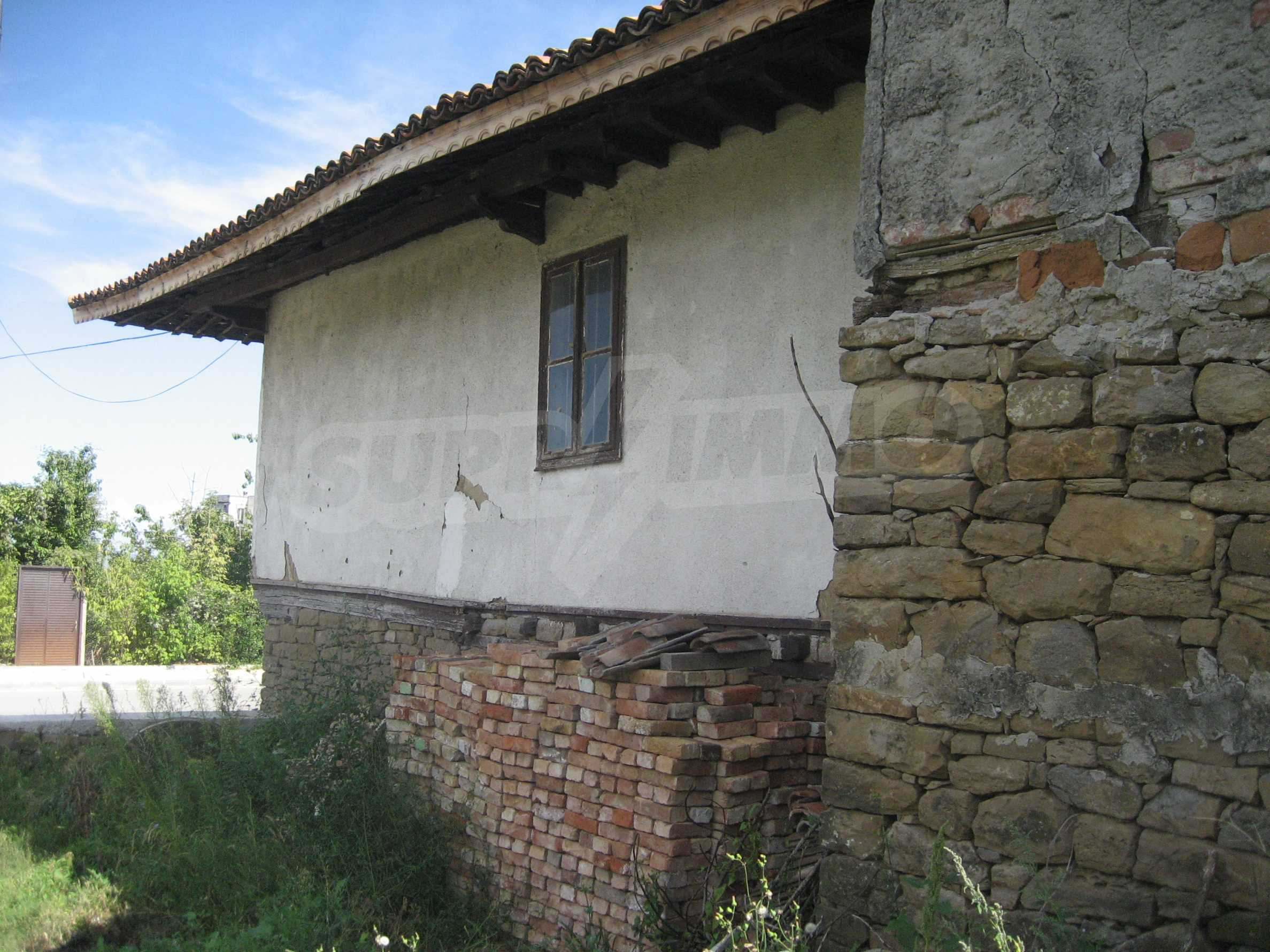 House built in traditional Bulgarian Style 11