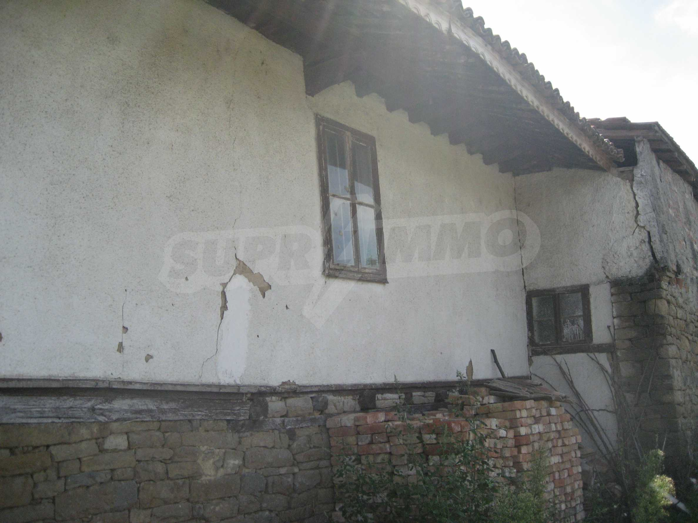 House built in traditional Bulgarian Style 12