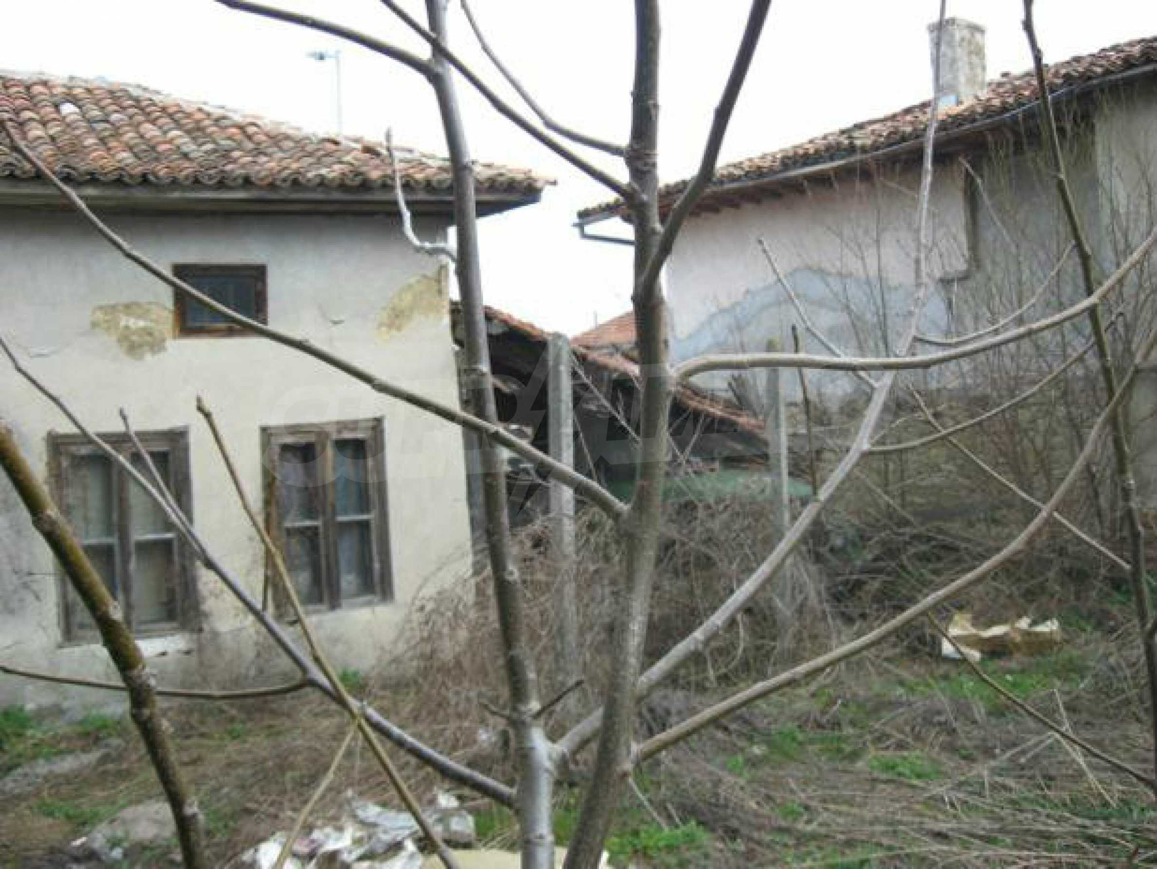 House built in traditional Bulgarian Style 1