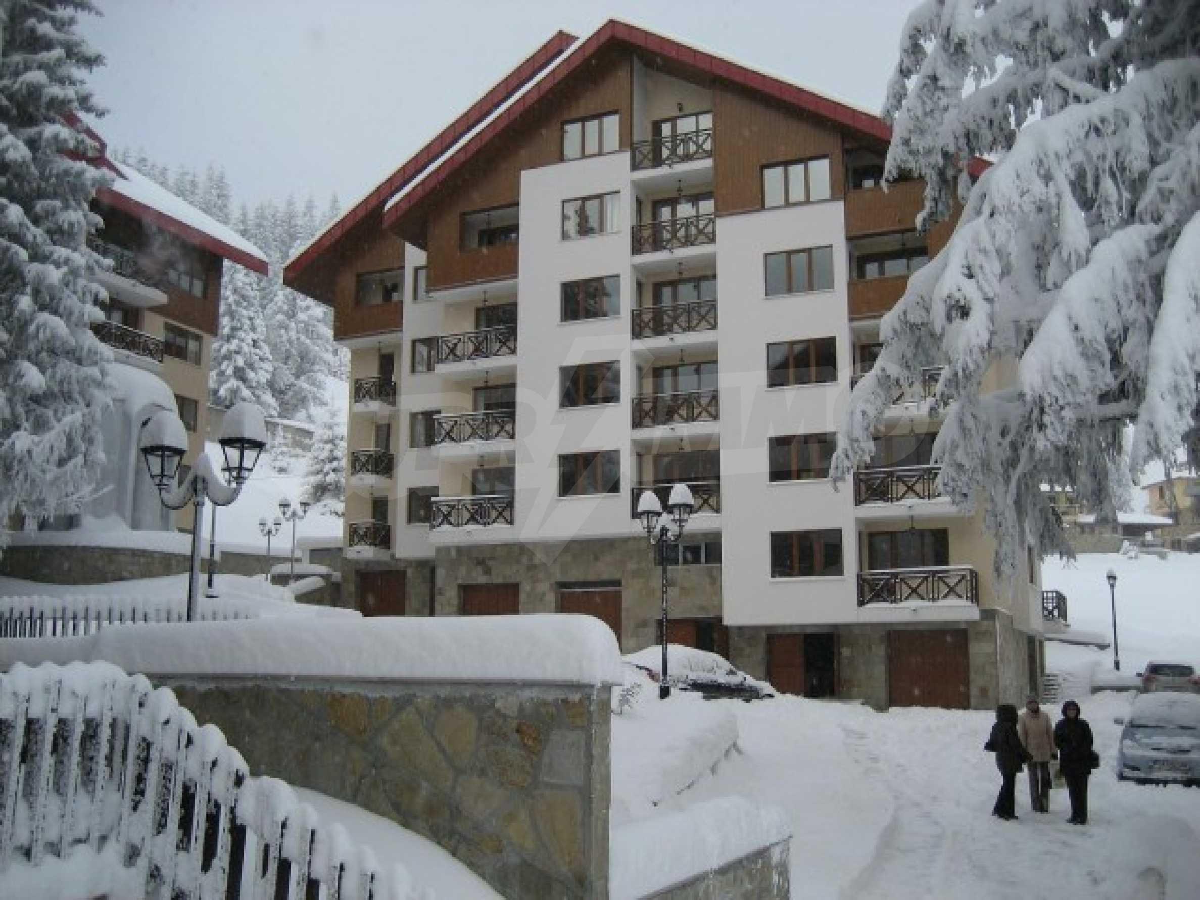 Имот в ски курорт