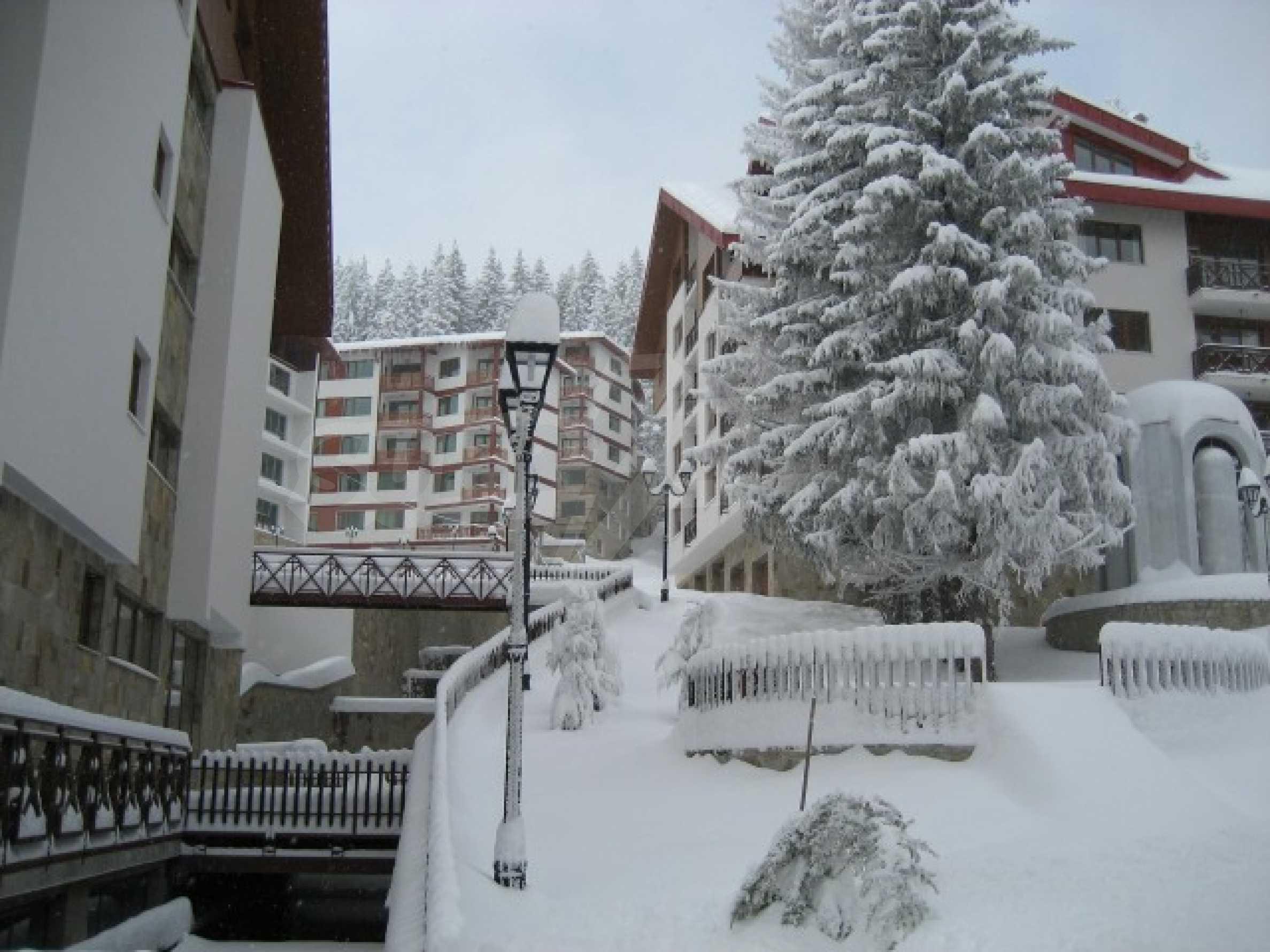 Имот в ски курорт 1