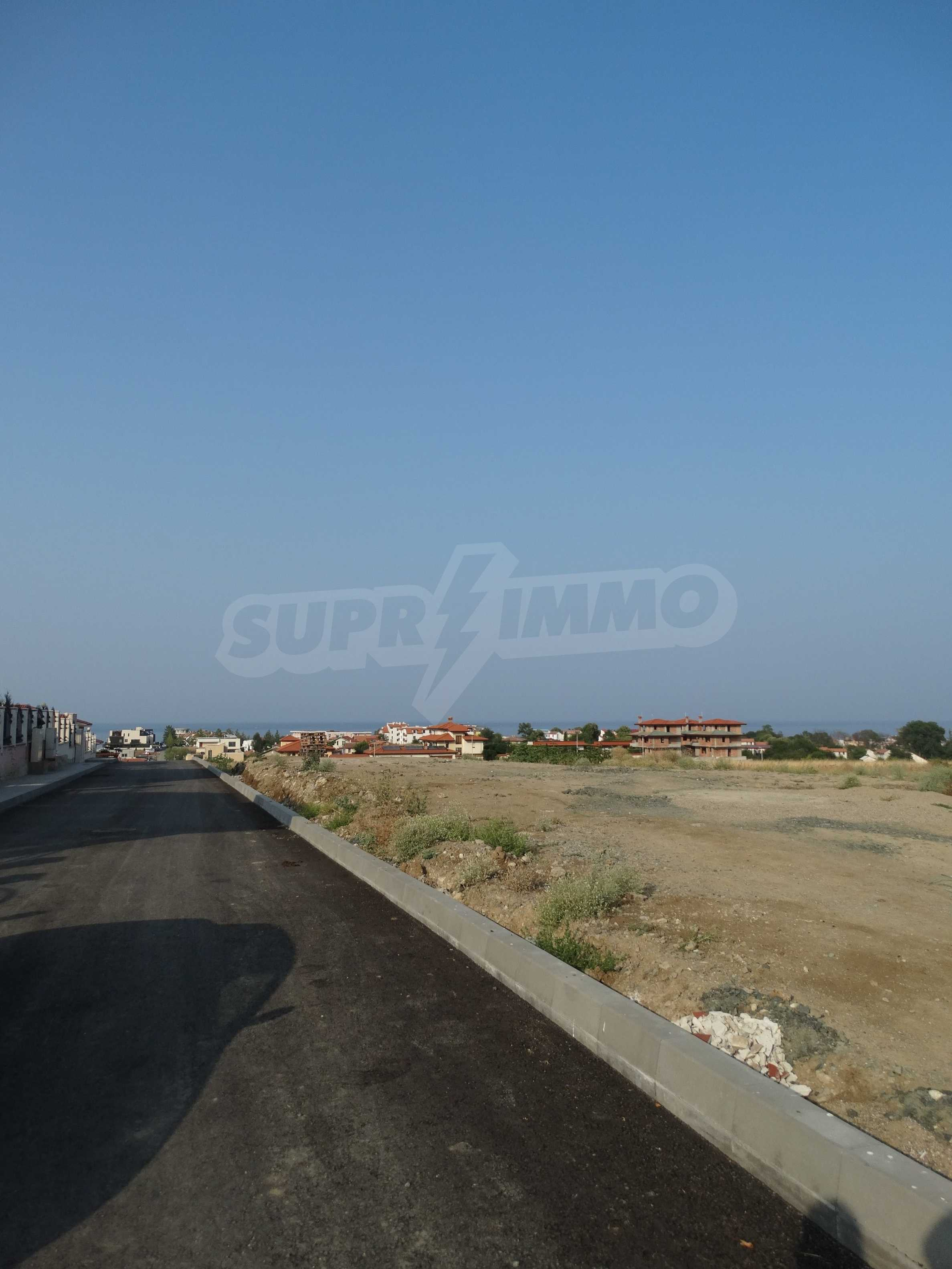 Land in regulation for sale in Lozenets 5
