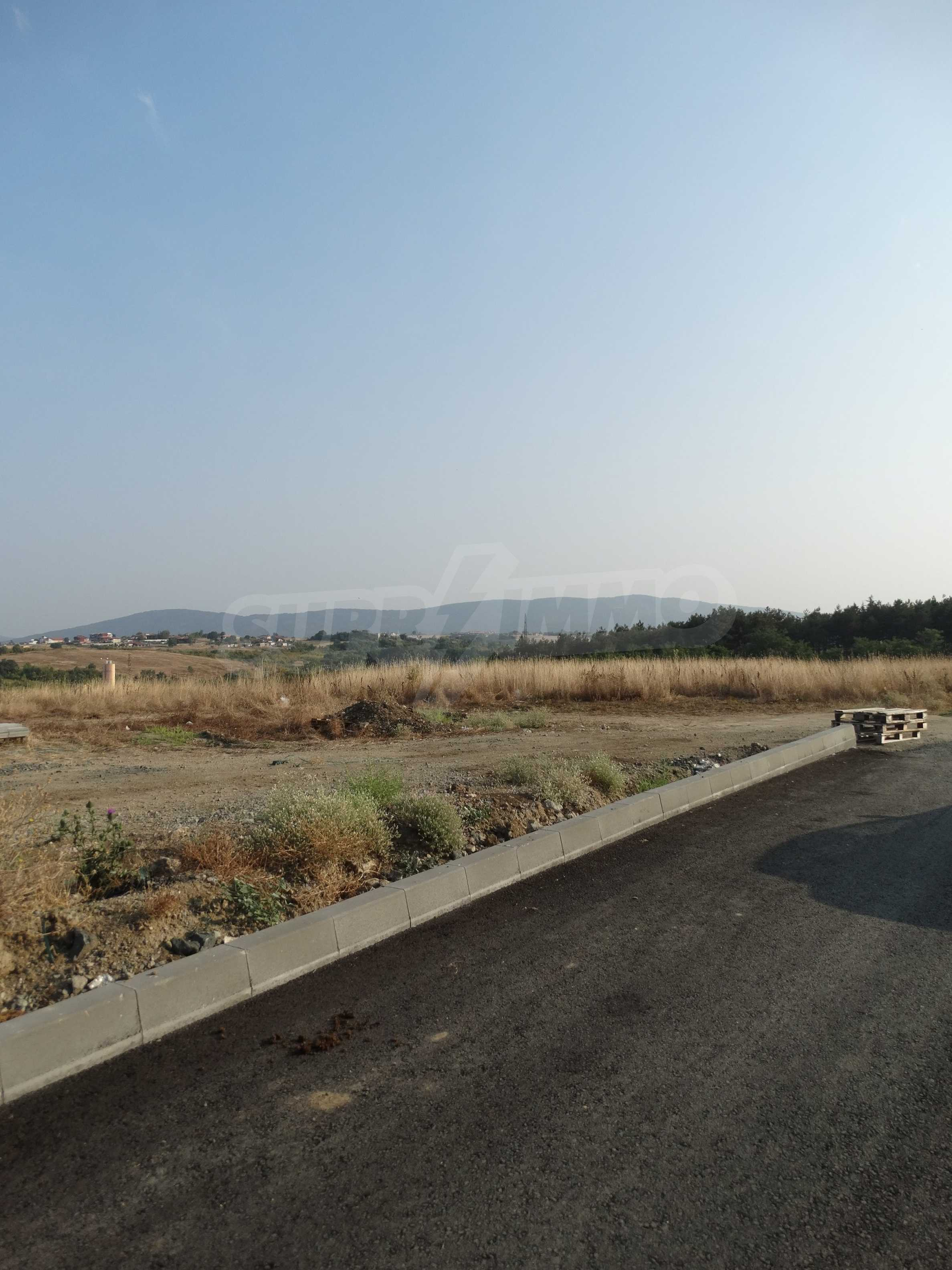 Land in regulation for sale in Lozenets 6