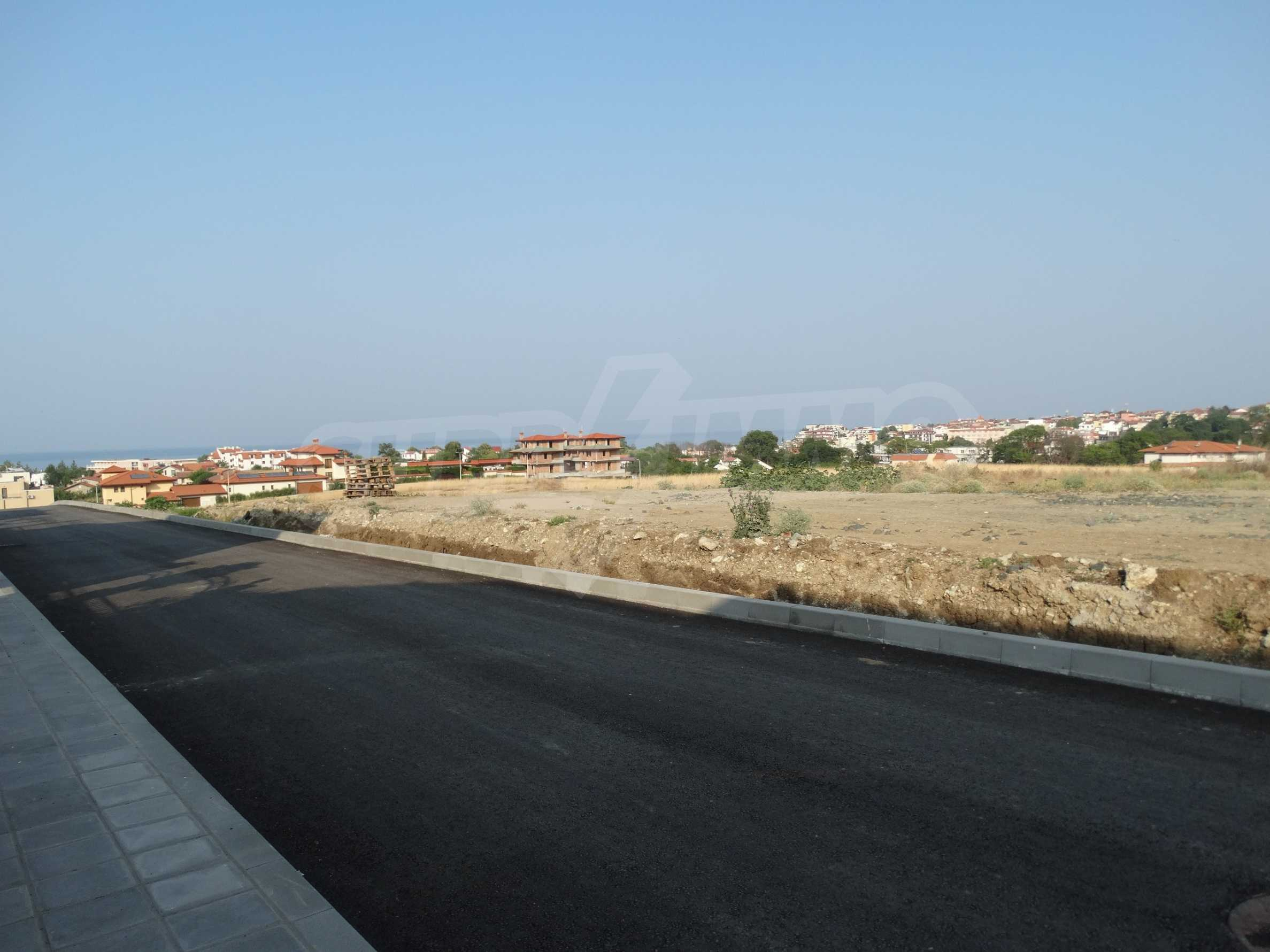 Land in regulation for sale in Lozenets 8