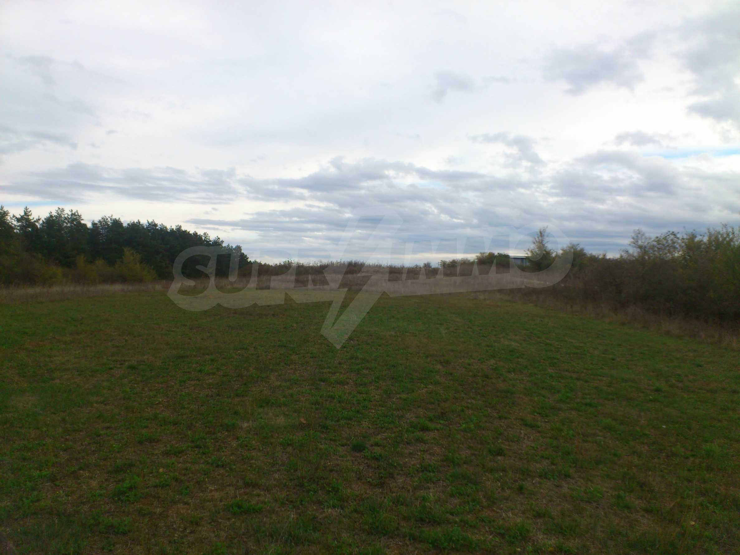 Grundstück 3 km von Veliko Tarnovo entfernt mit Blick auf eine Asphaltstraße 2