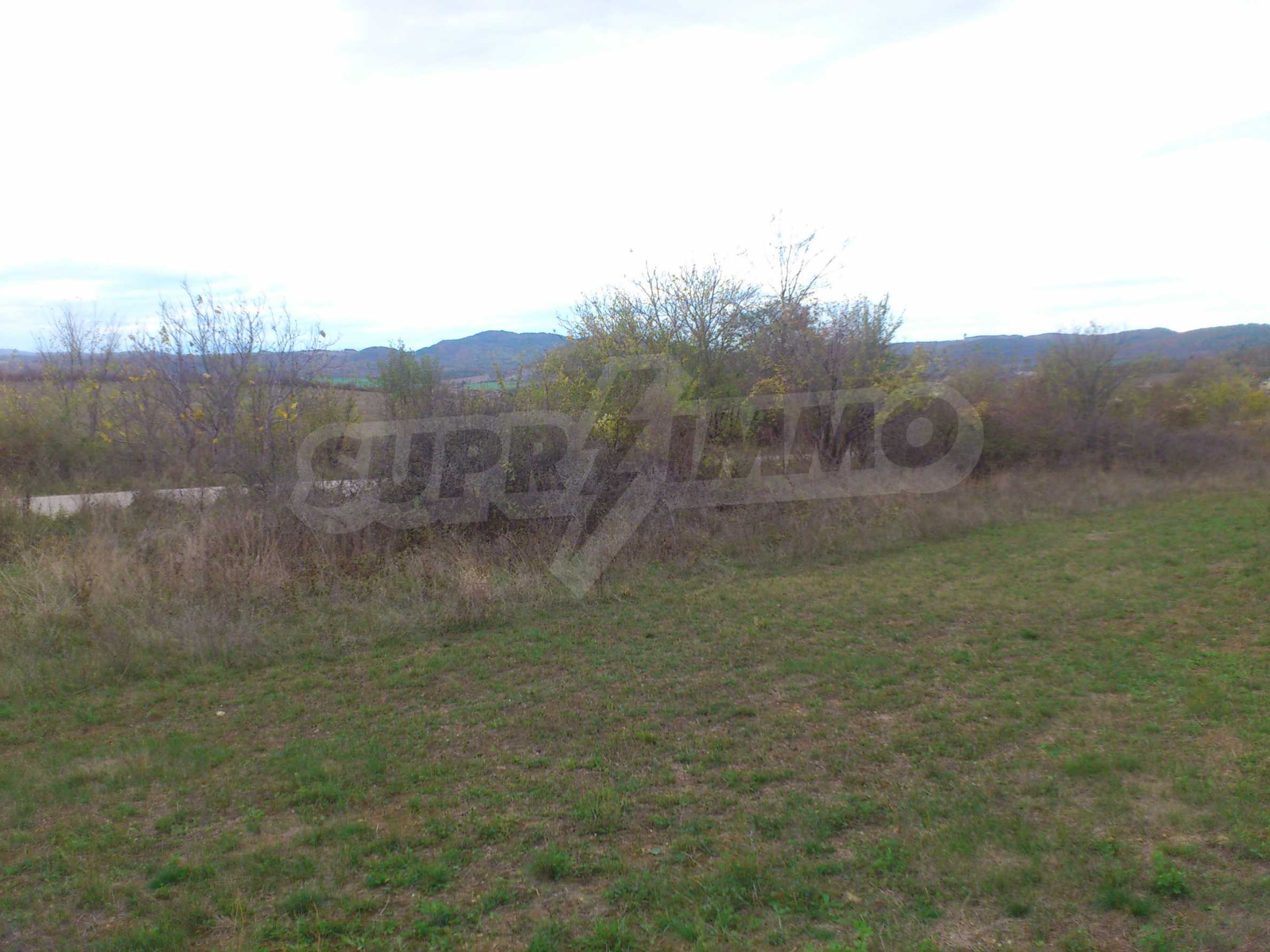 Plot of land in a beautiful village 4
