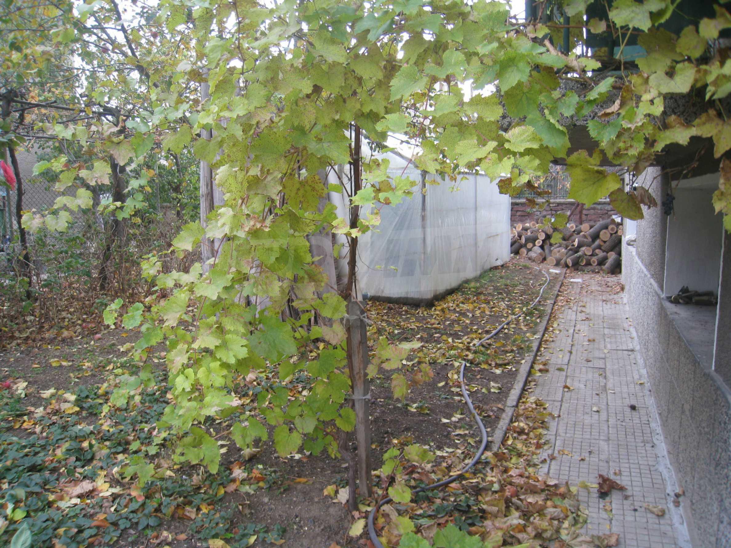 Big 2-storey rural house with garden near Sofia 61