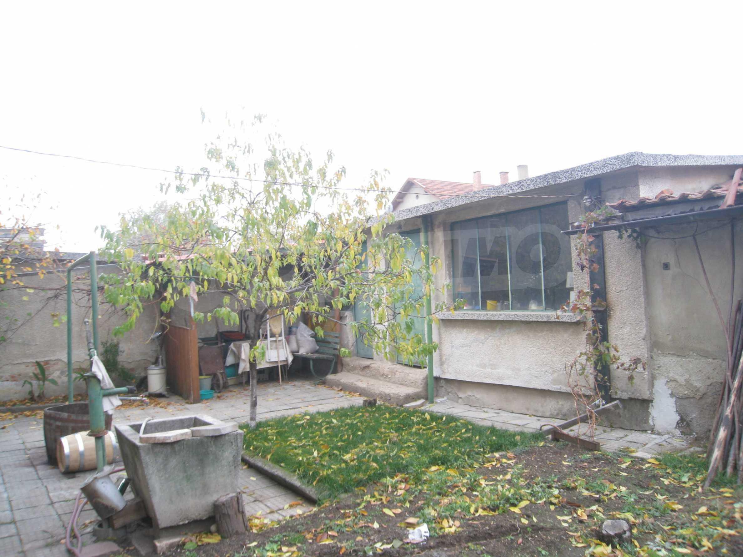 Big 2-storey rural house with garden near Sofia 62