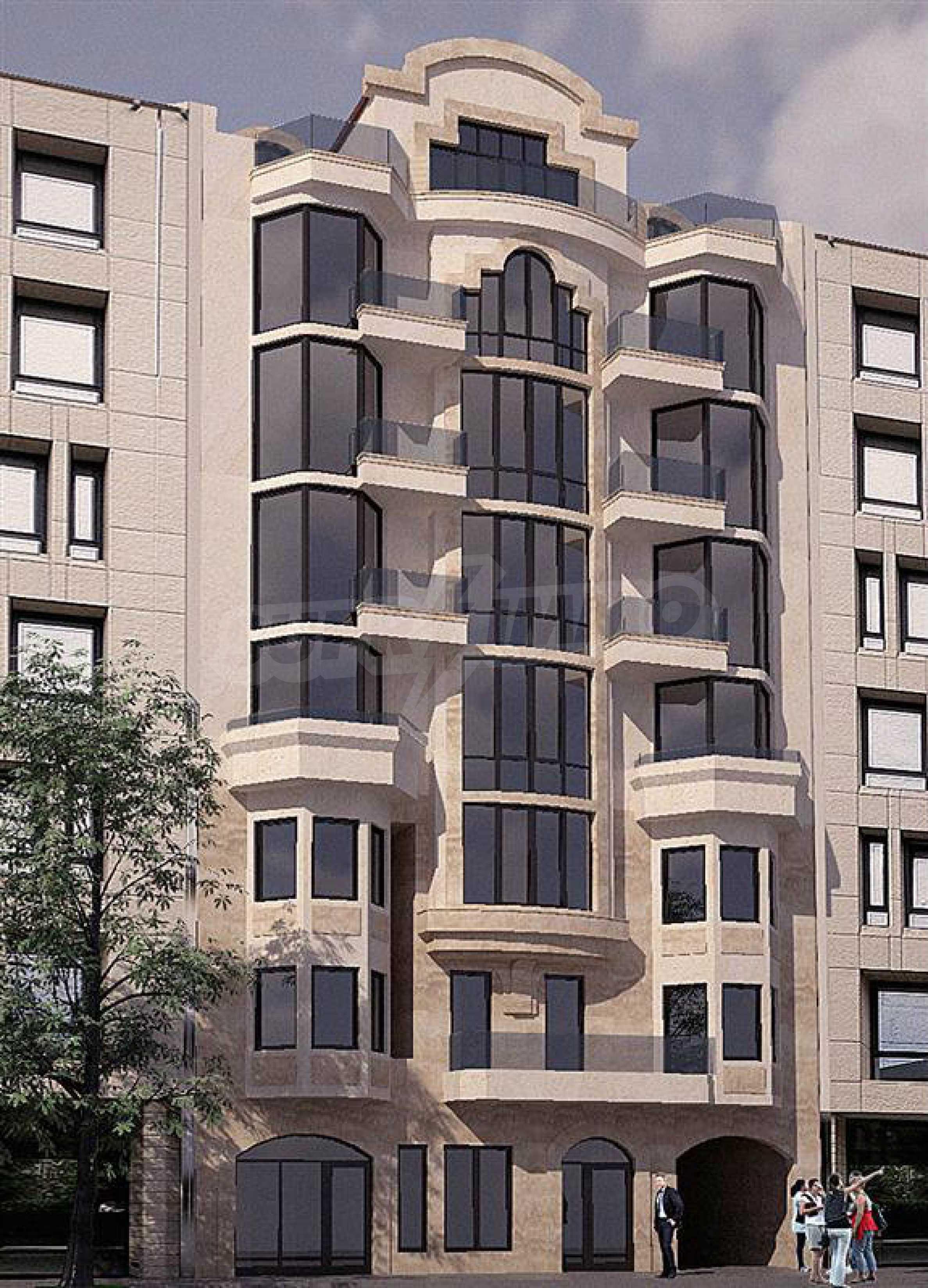 Апартаменти в идеален център на гр. Варна