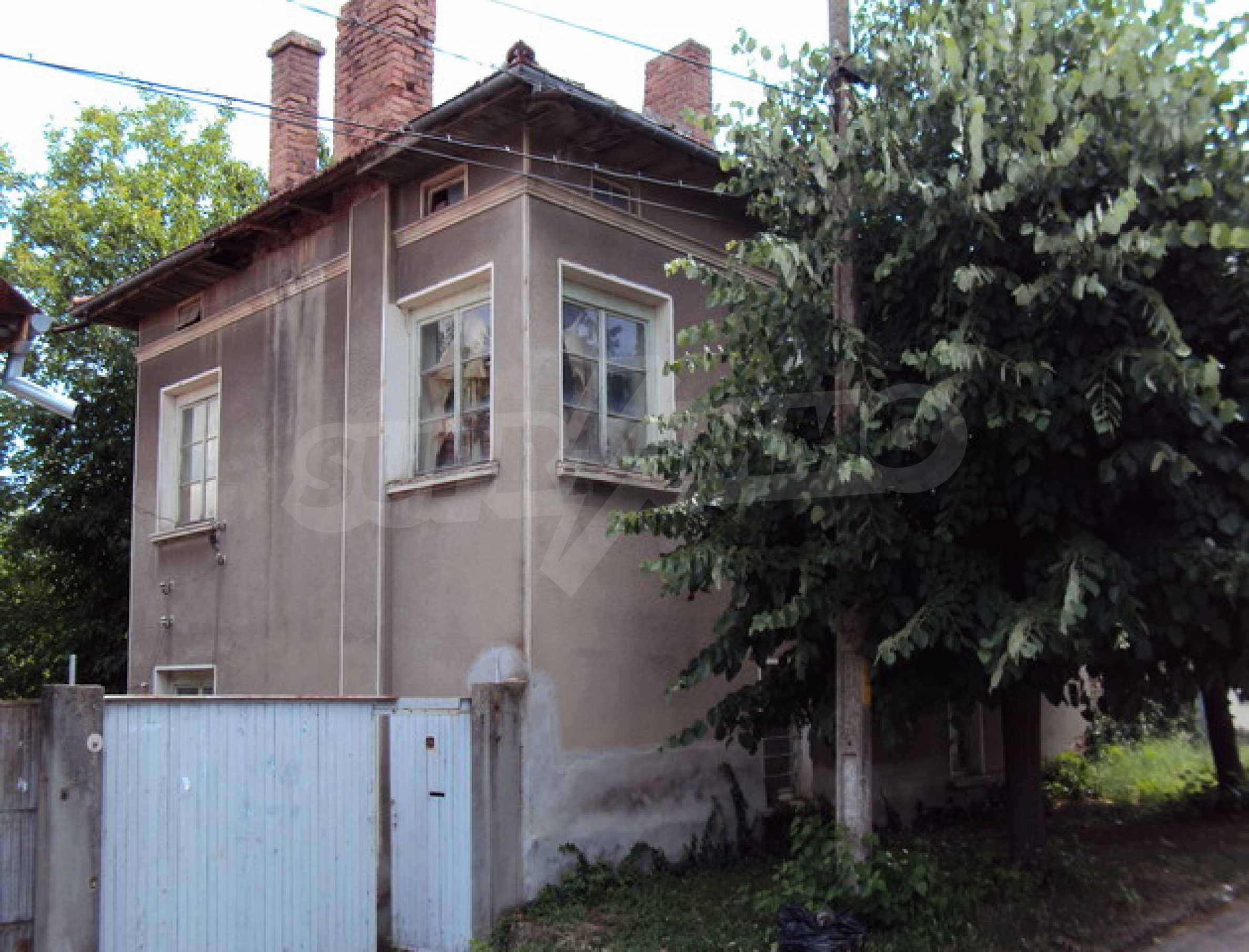 Дом в деревне с минеральными источниками