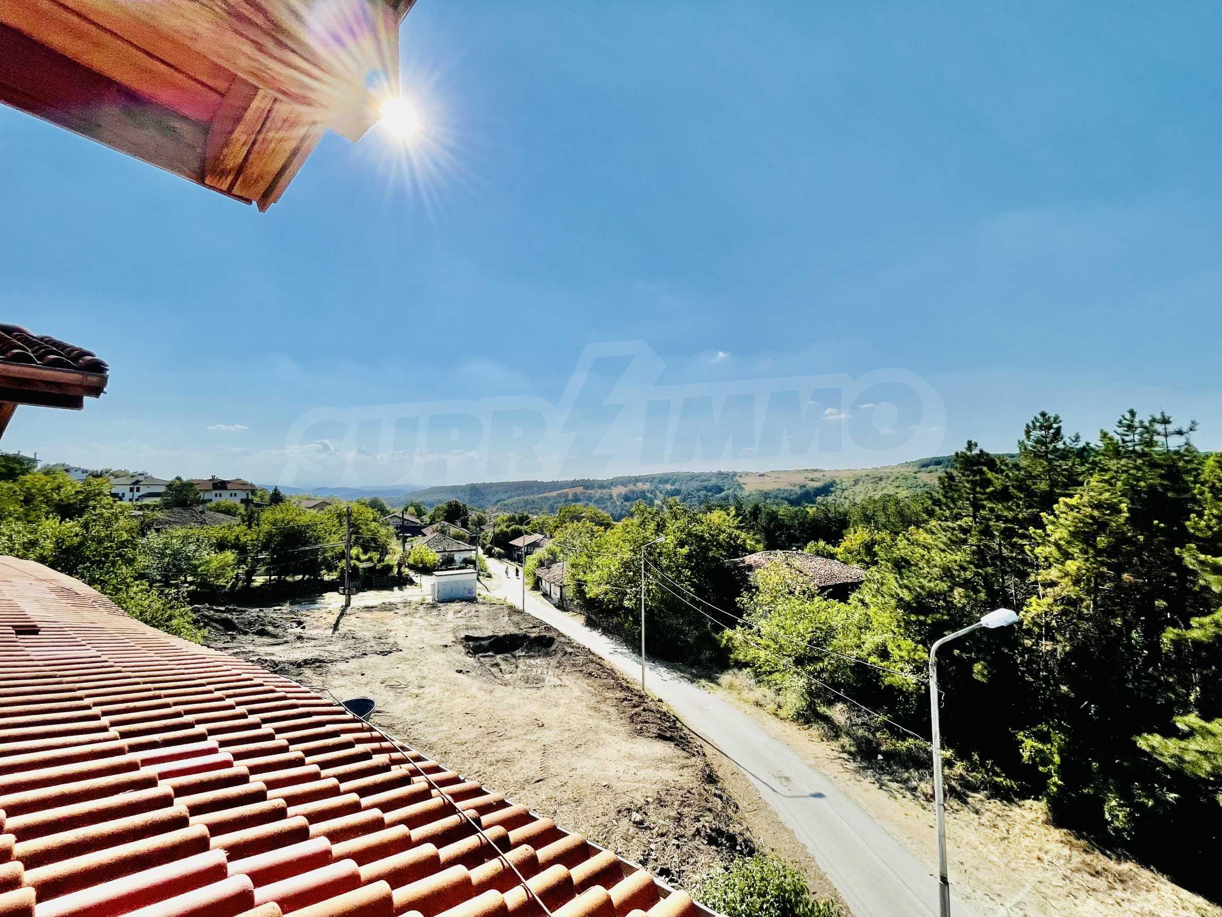 Ein-Zimmer-Wohnung mit Parkplatz und Lagerung in Arbanassi Architekturreservat 4
