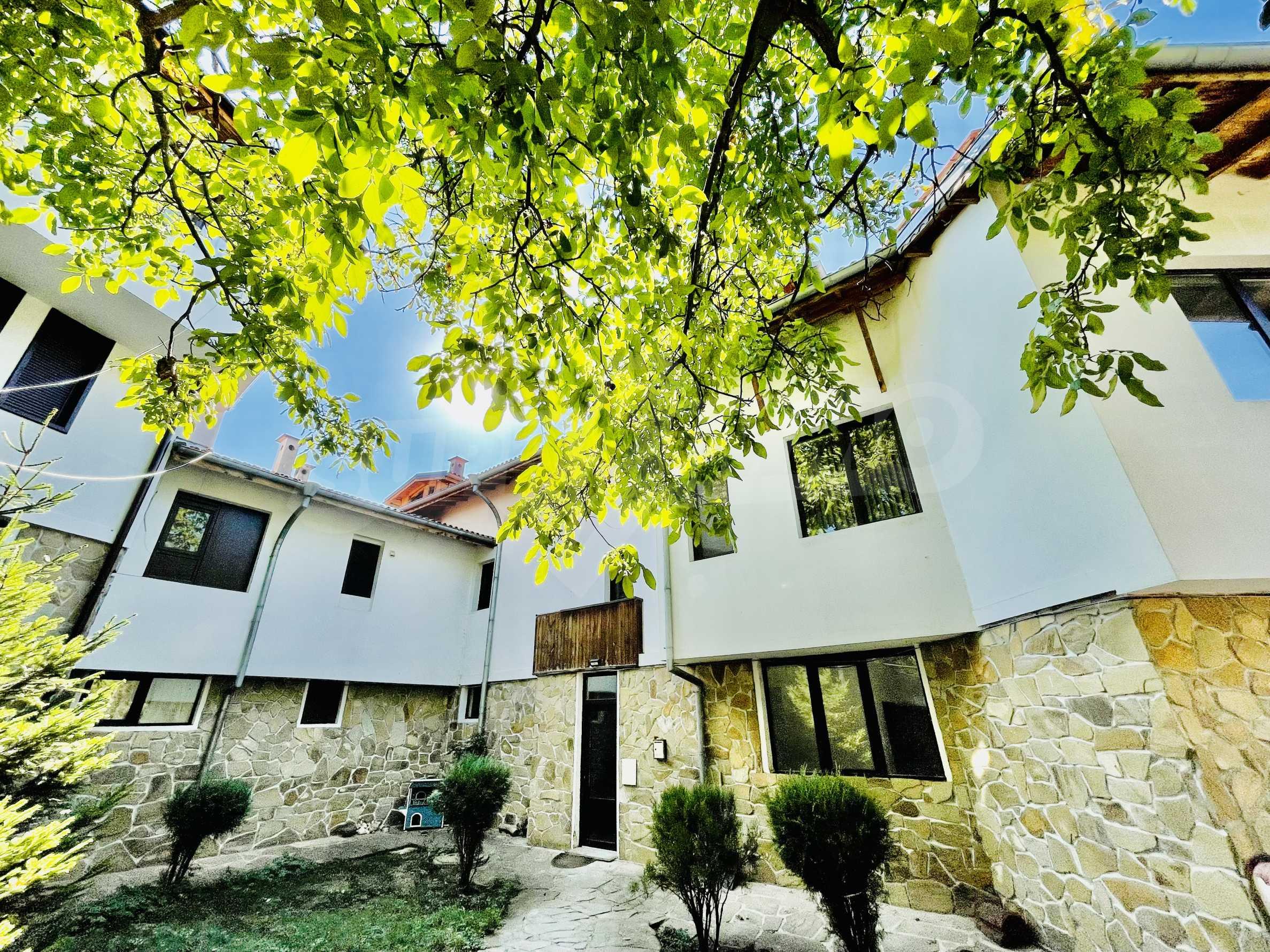 Ein-Zimmer-Wohnung mit Parkplatz und Lagerung in Arbanassi Architekturreservat 2