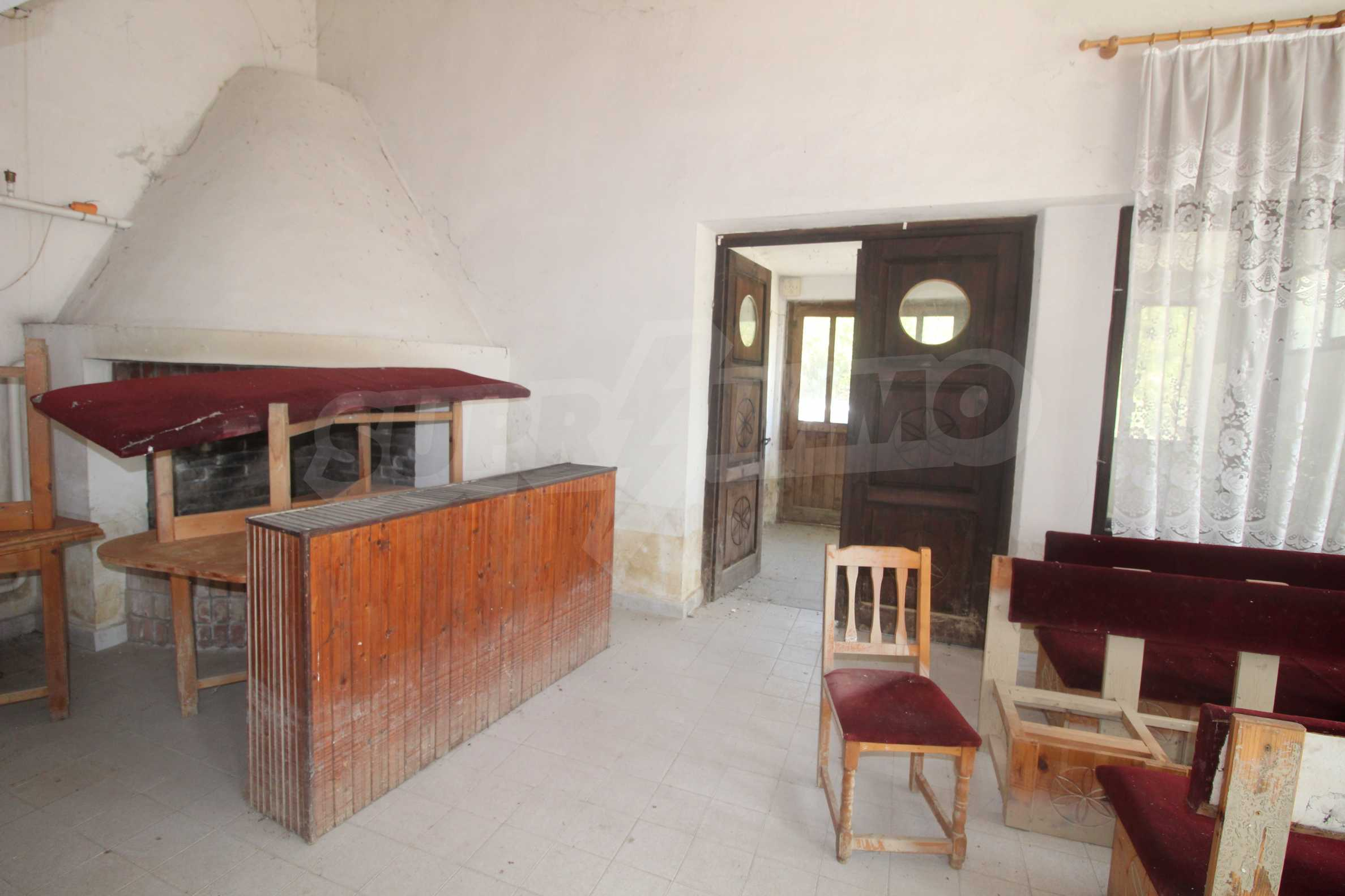 Restaurant am Fuße des Tsarevets-Hügels in Veliko Tarnovo 11