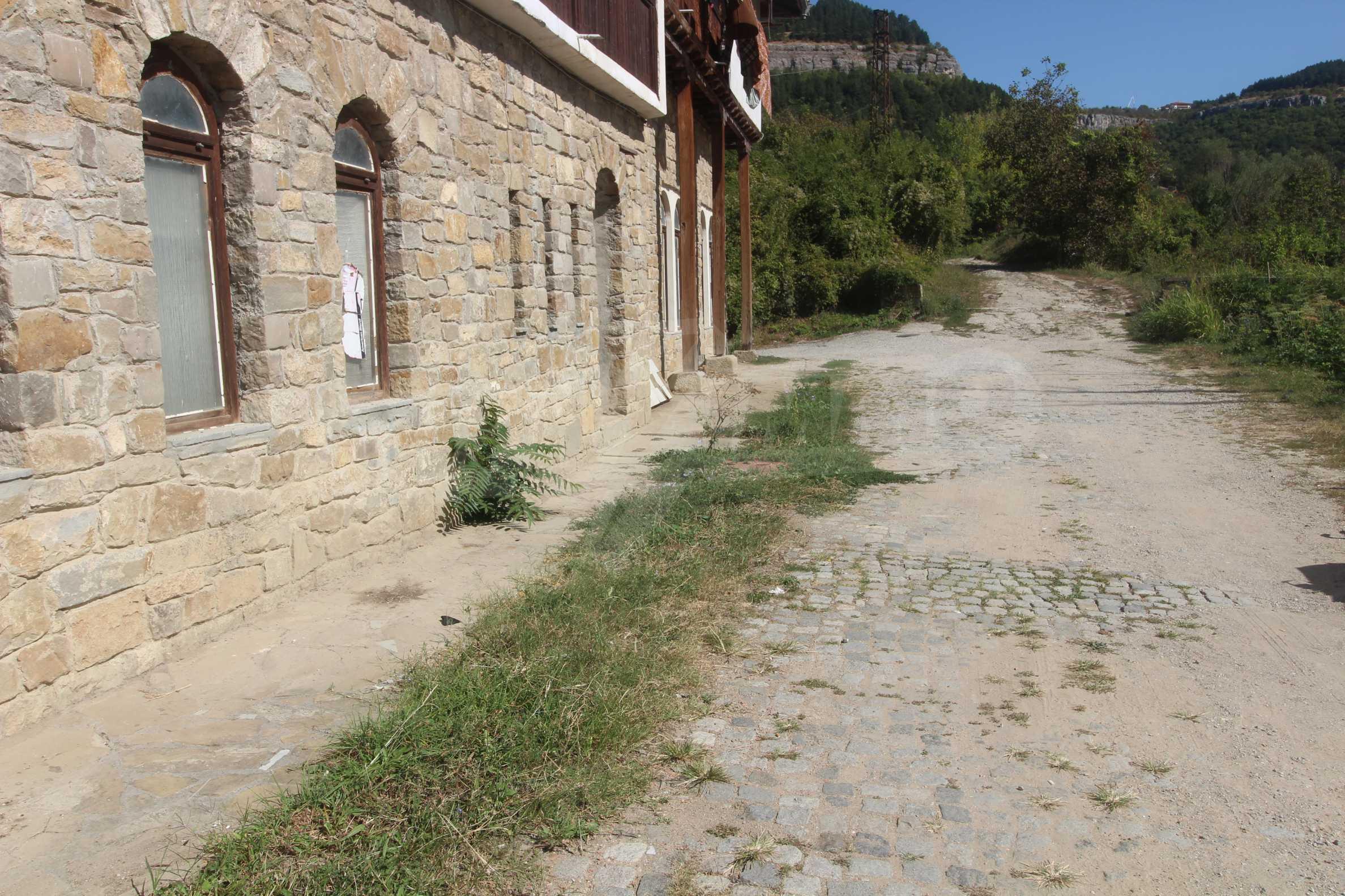 Restaurant am Fuße des Tsarevets-Hügels in Veliko Tarnovo 32