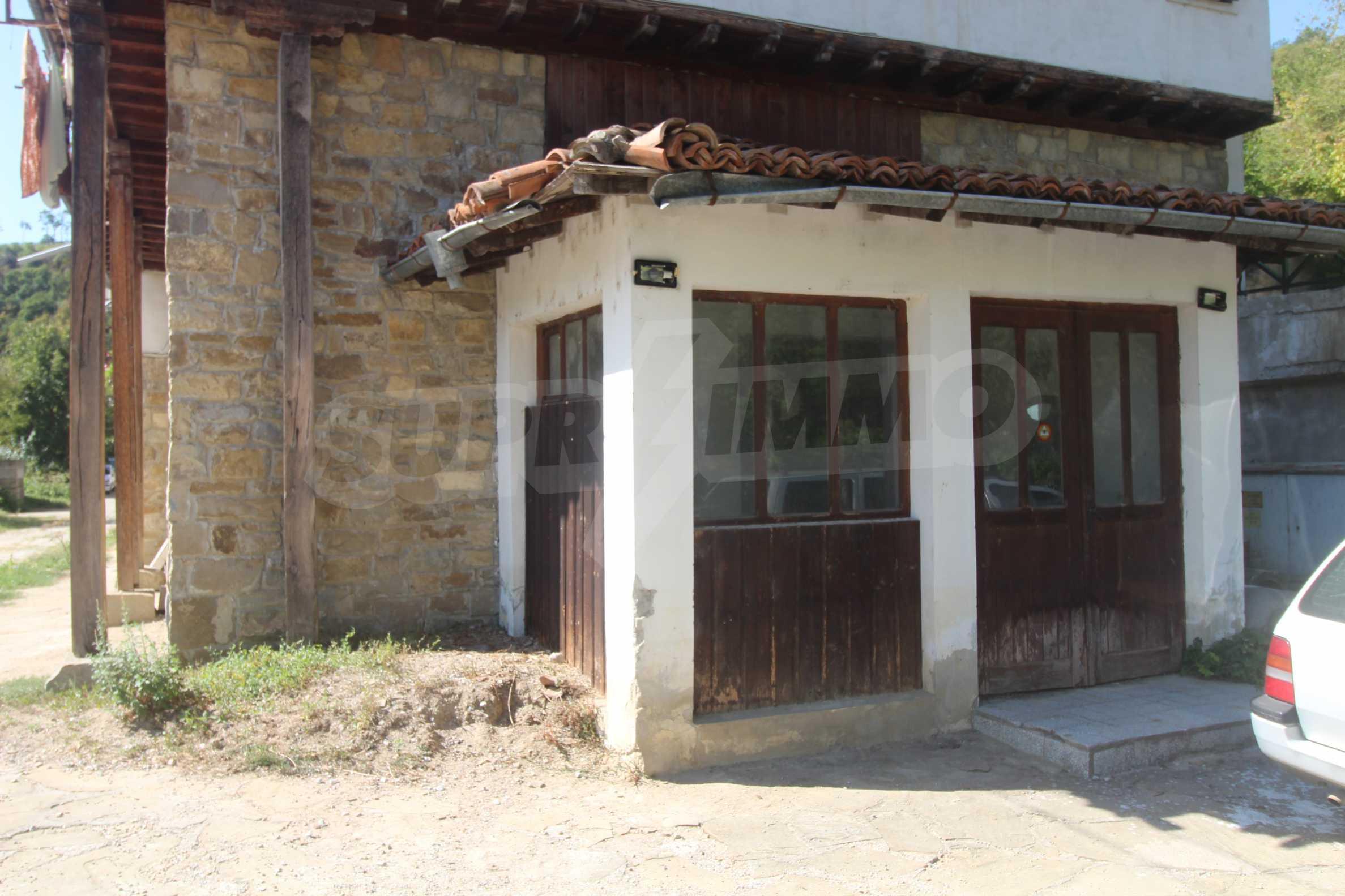 Restaurant am Fuße des Tsarevets-Hügels in Veliko Tarnovo 35