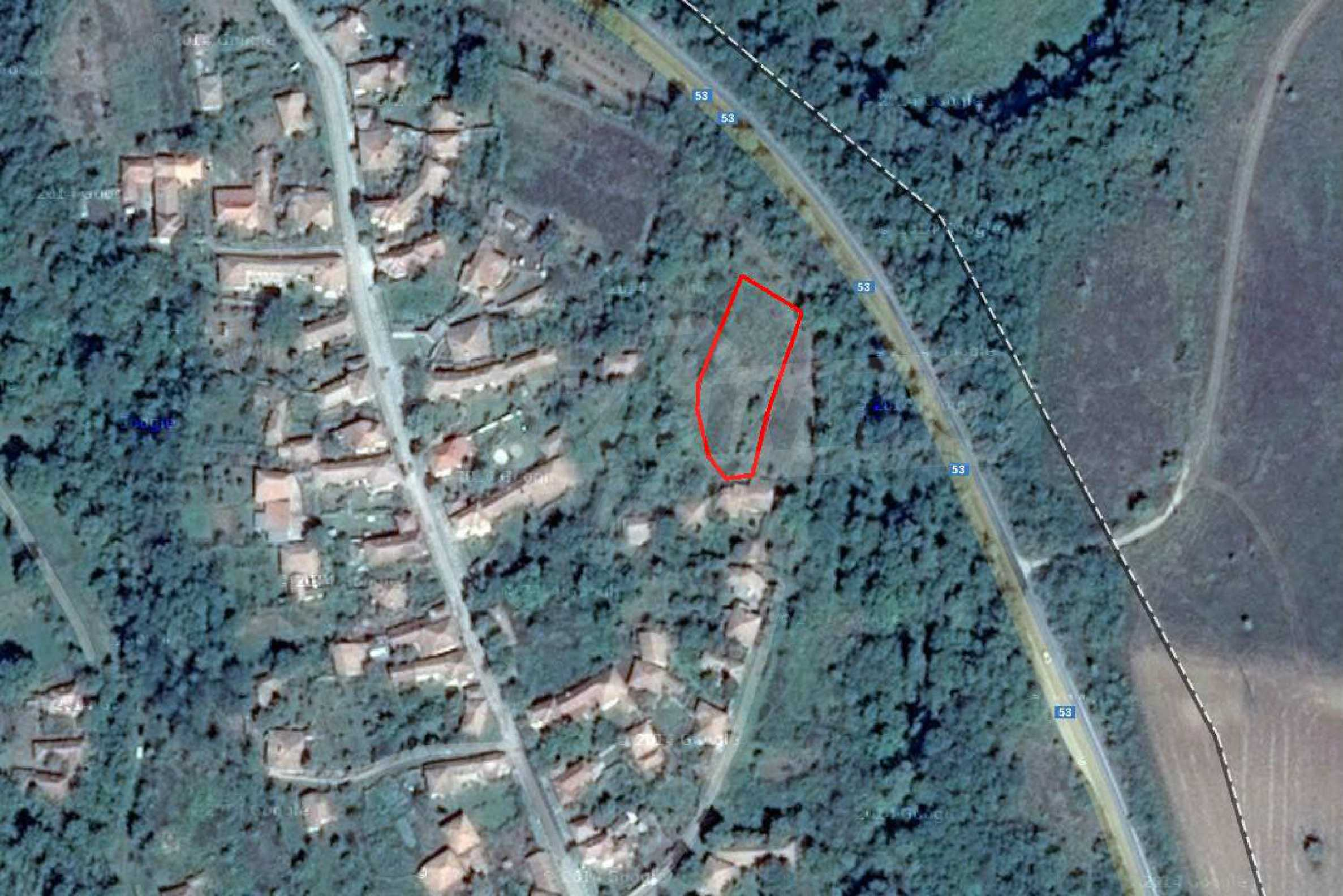Geregeltes Baugrundstück 21 km von Veliko Tarnovo entfernt 1