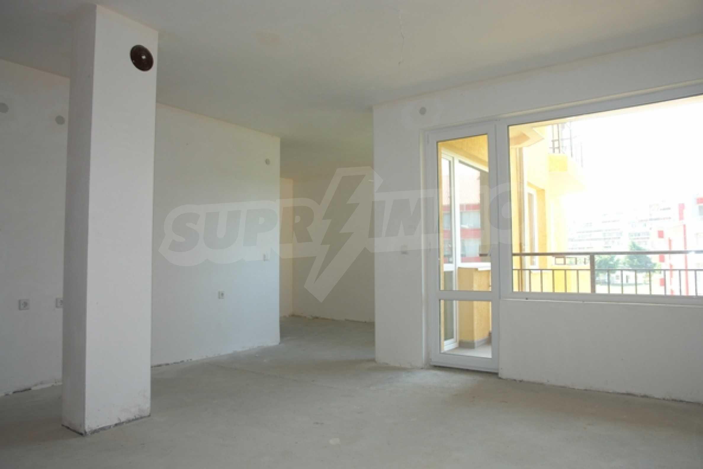 Apartment mit zwei Schlafzimmern in Rousse mit atemberaubendem Panorama auf die Stadt 13